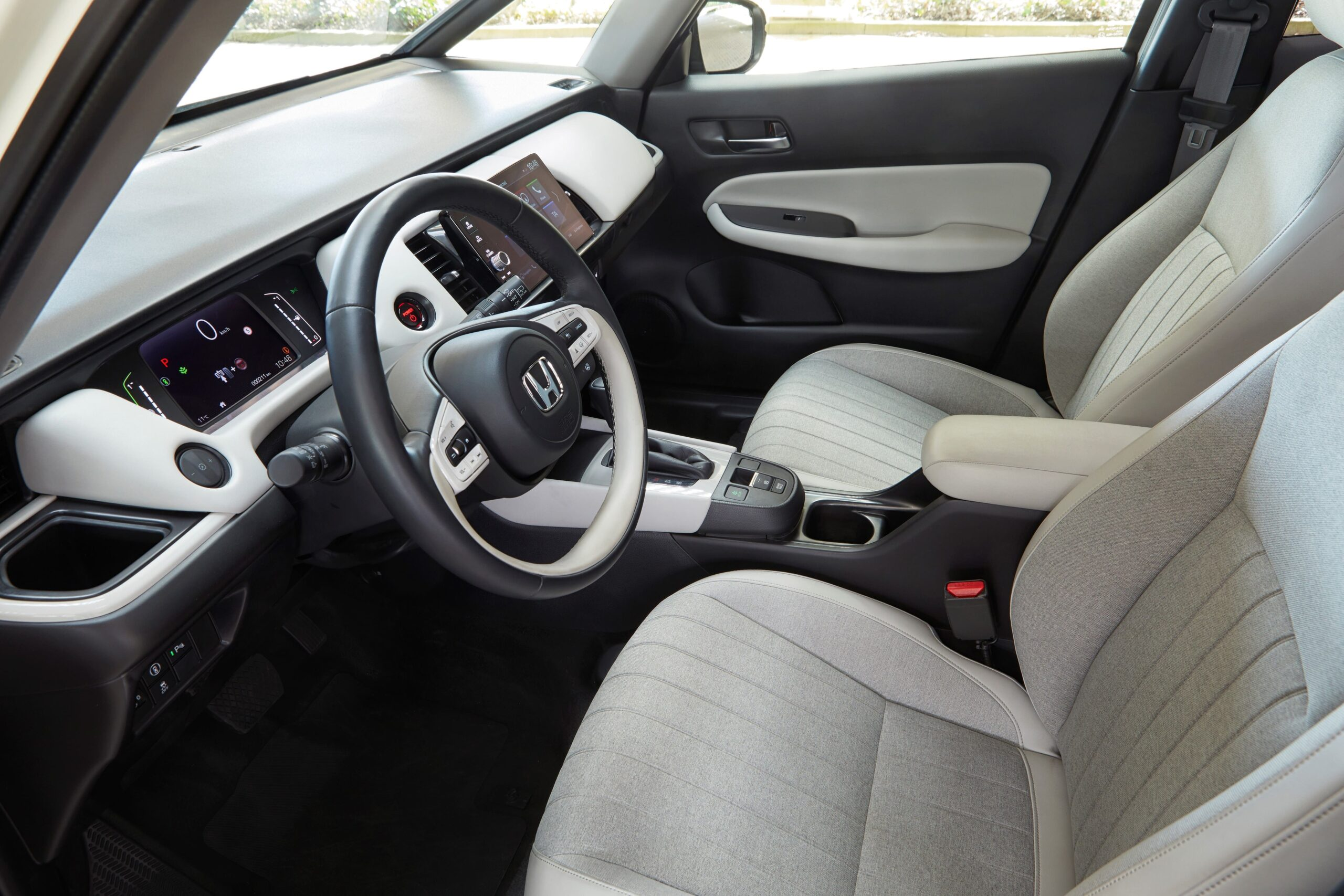 Honda Jazz Crosstar Interni