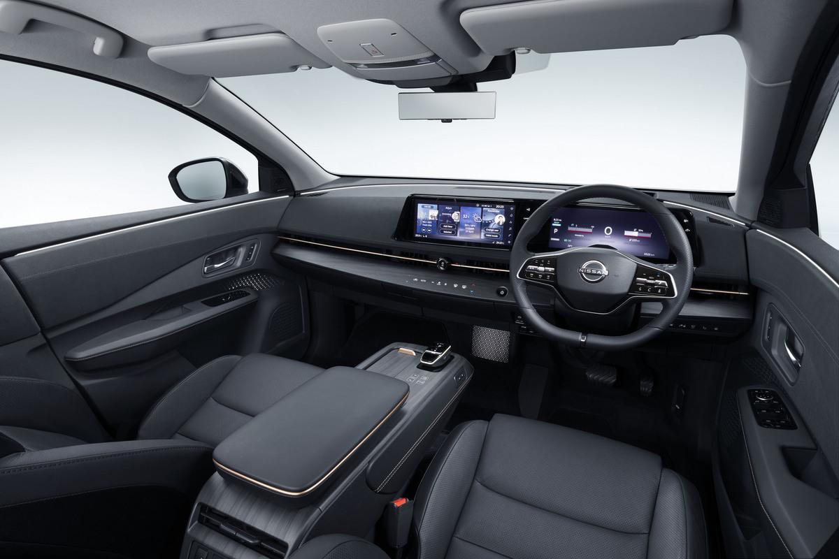 Nissan Ariya Interni