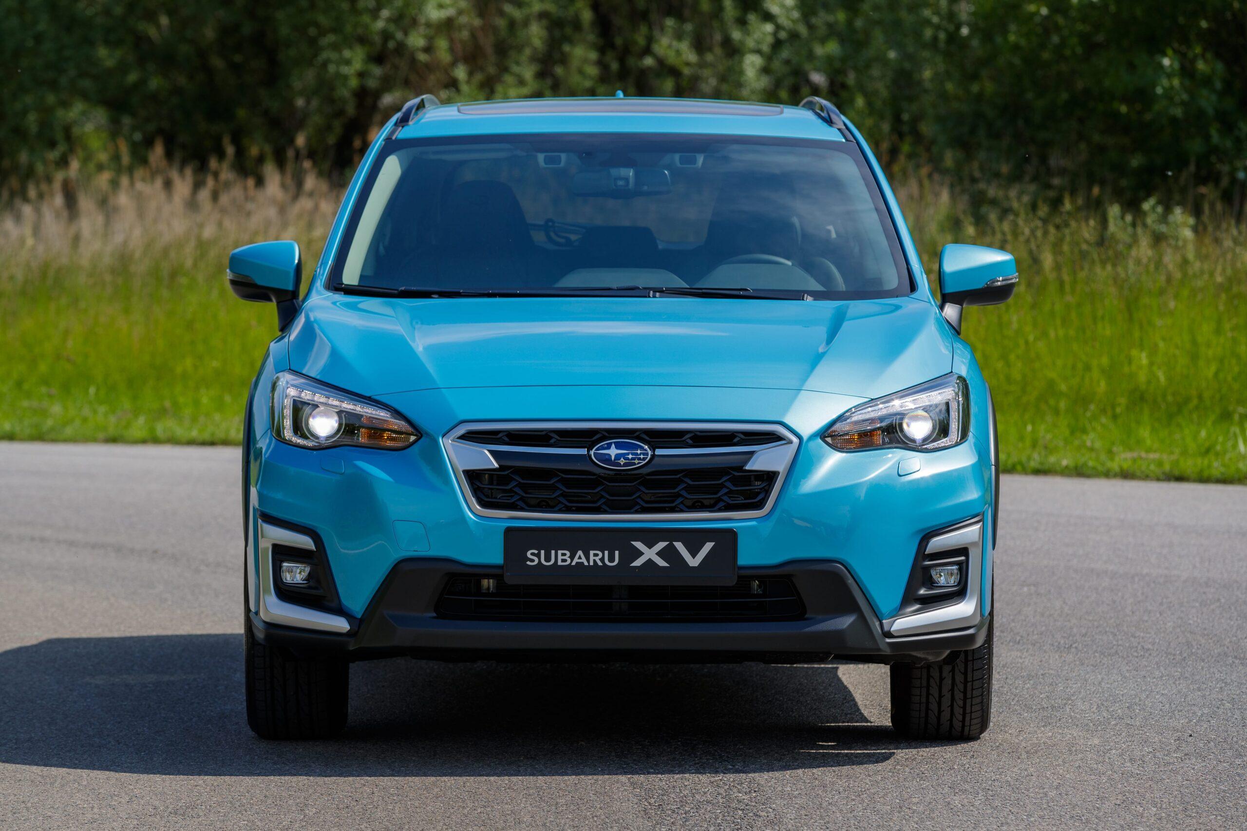 Subaru XV Frontale
