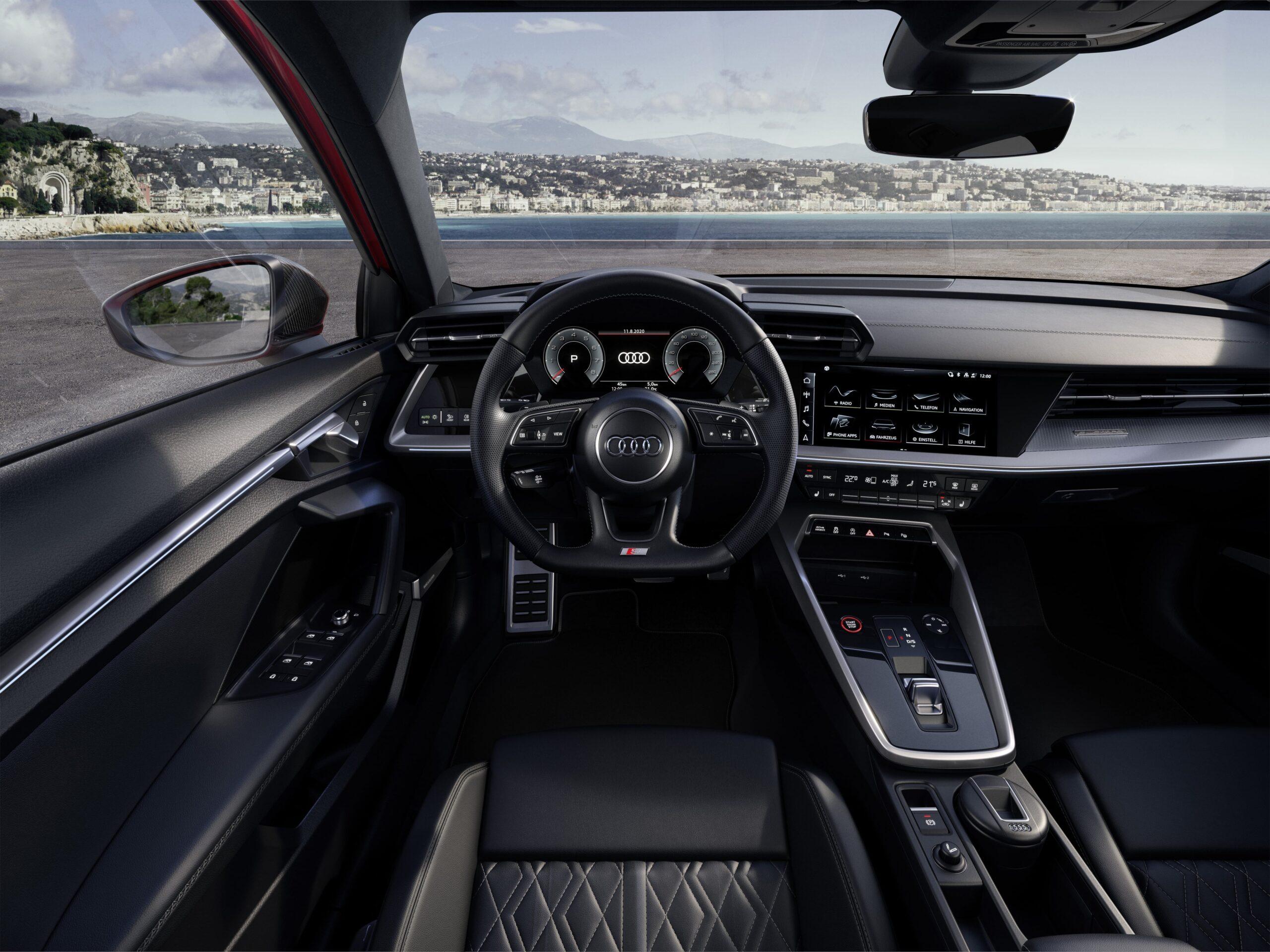 Audi S3 Interni