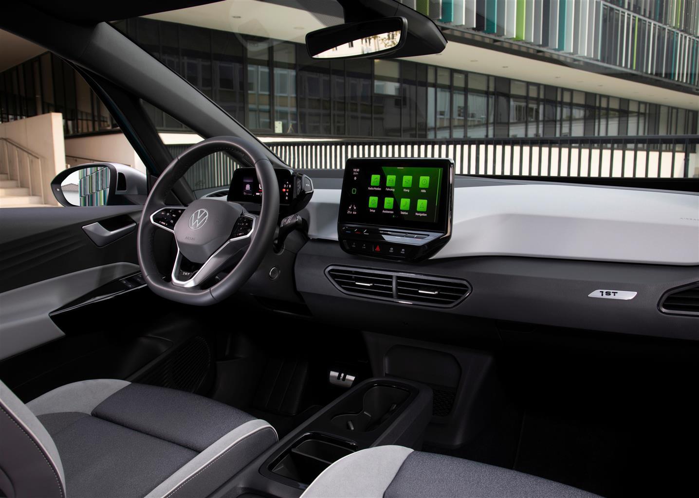 VW ID.3 Interni 1