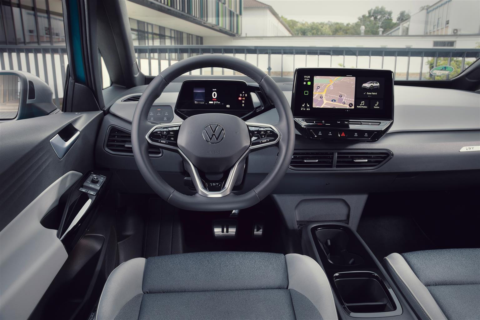 VW ID.3 Interni 2