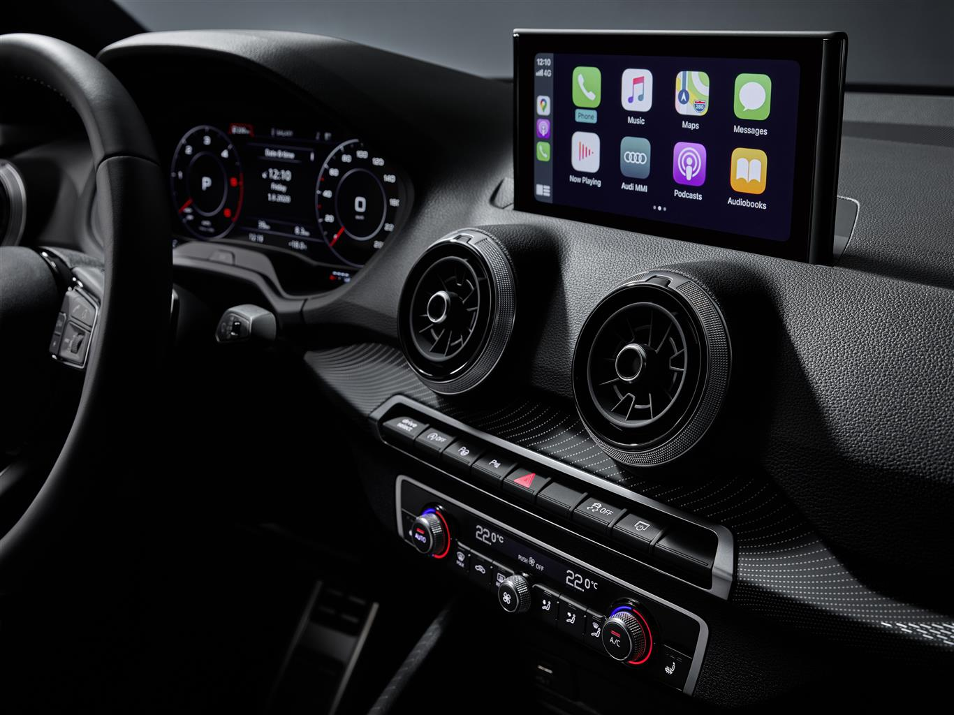 Audi Q2 Infotainment