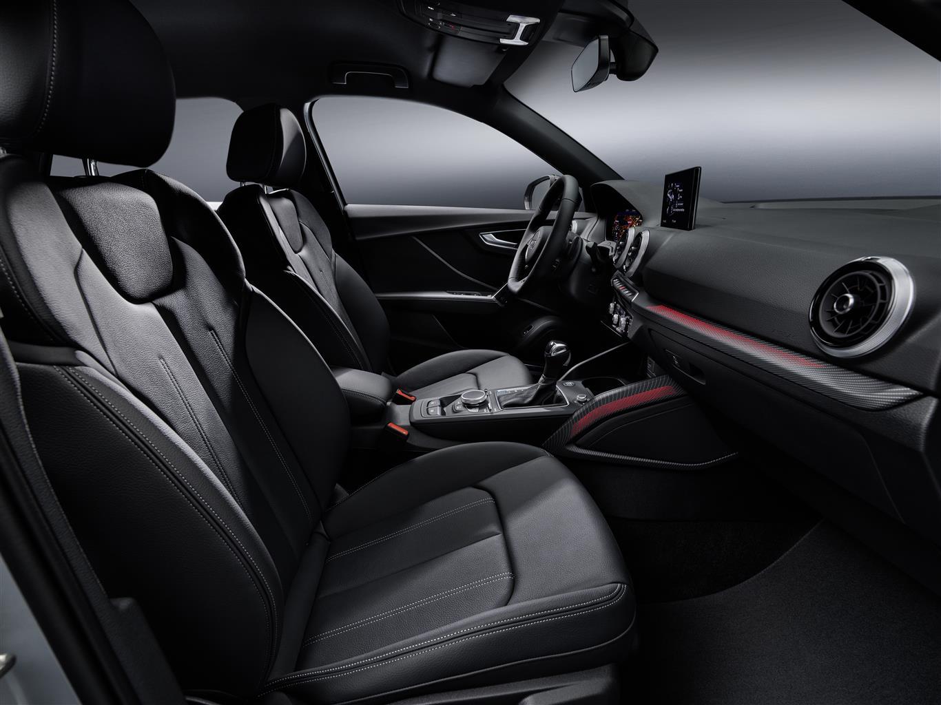 Audi Q2 Interni 2