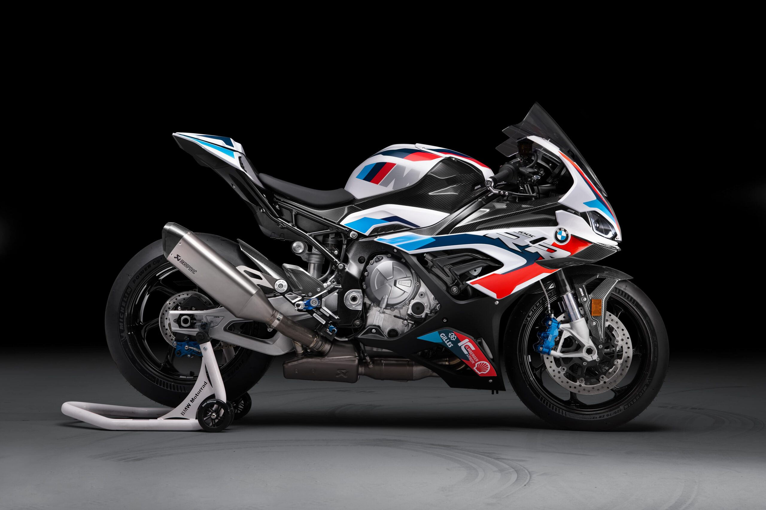 Bmw M RR Laterale