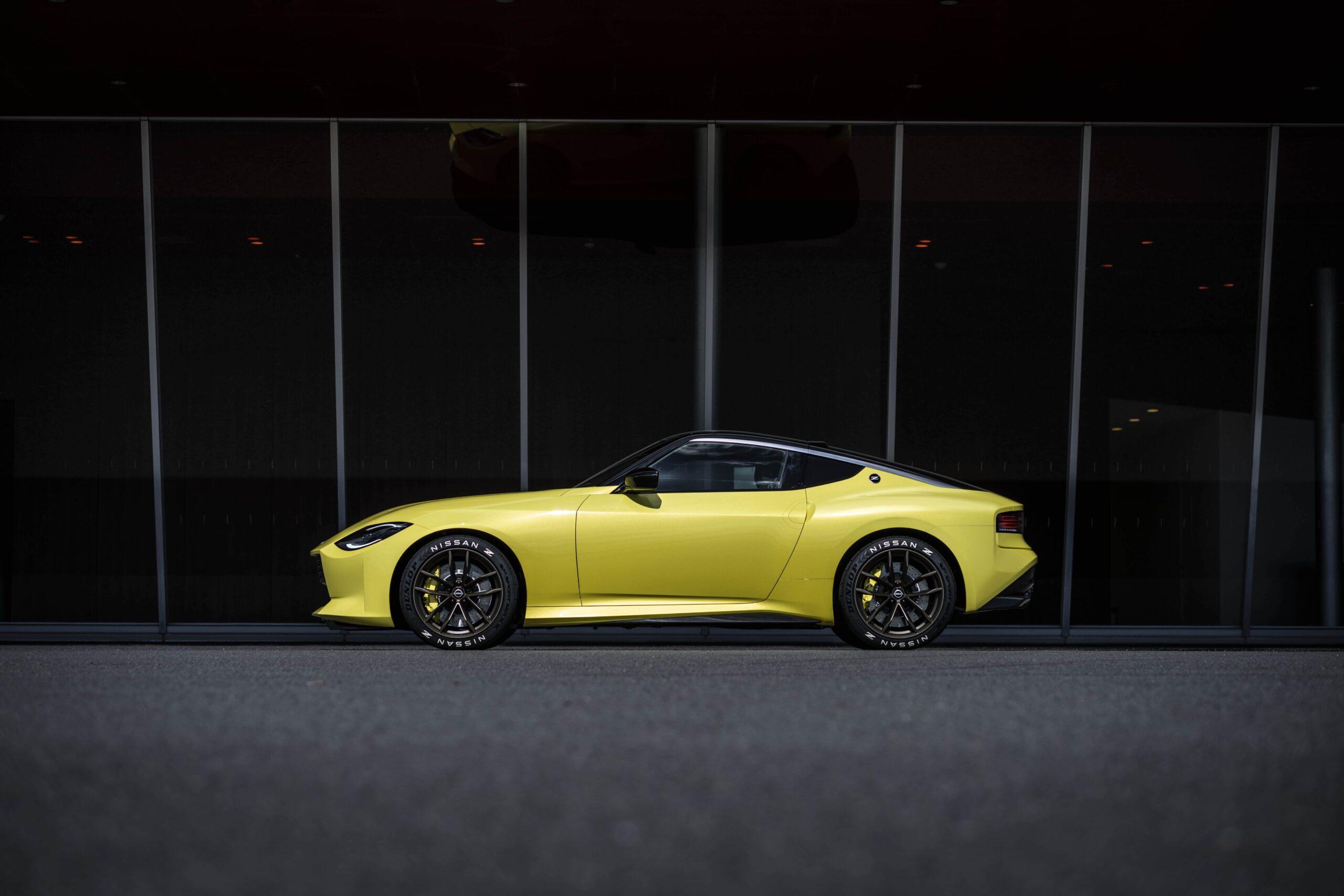 Nissan Z Proto Laterale