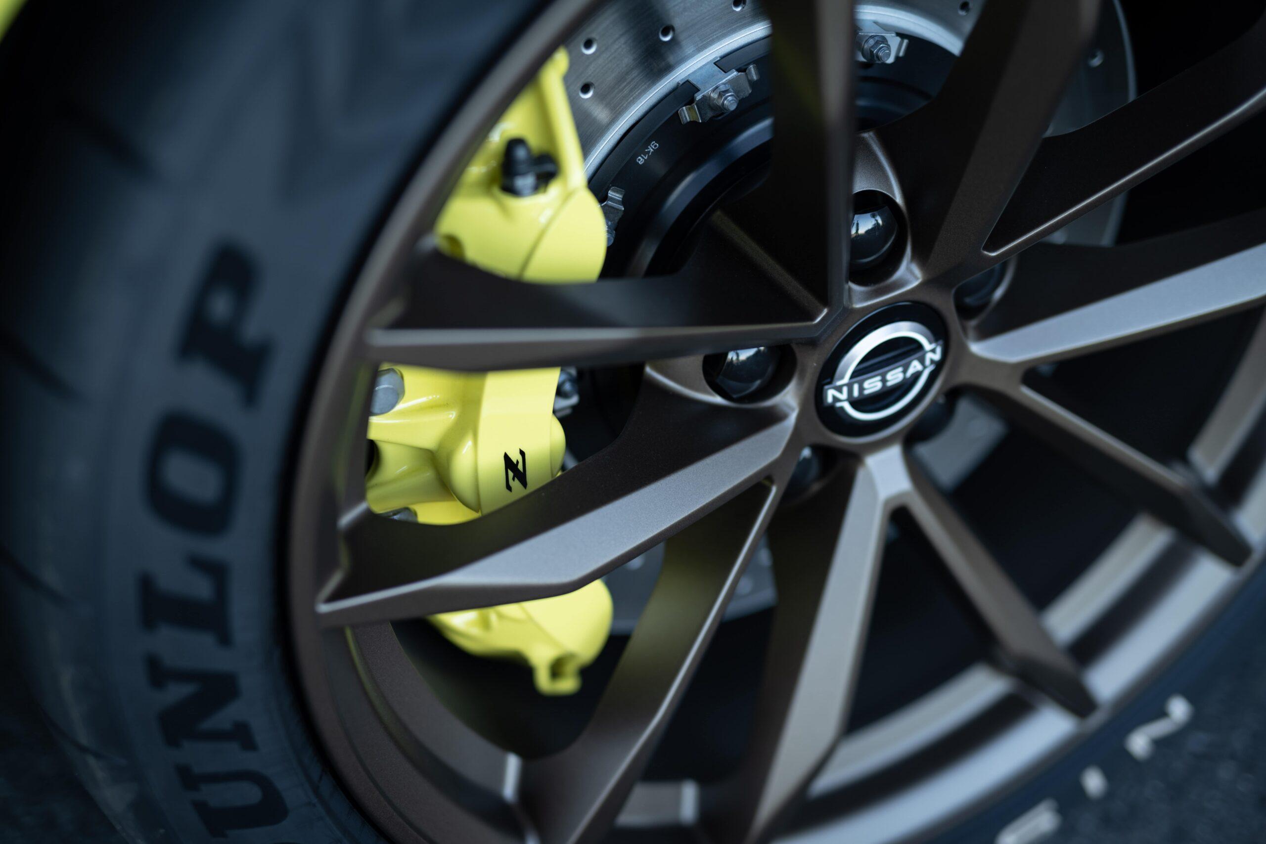 Nissan Z Proto cerchi