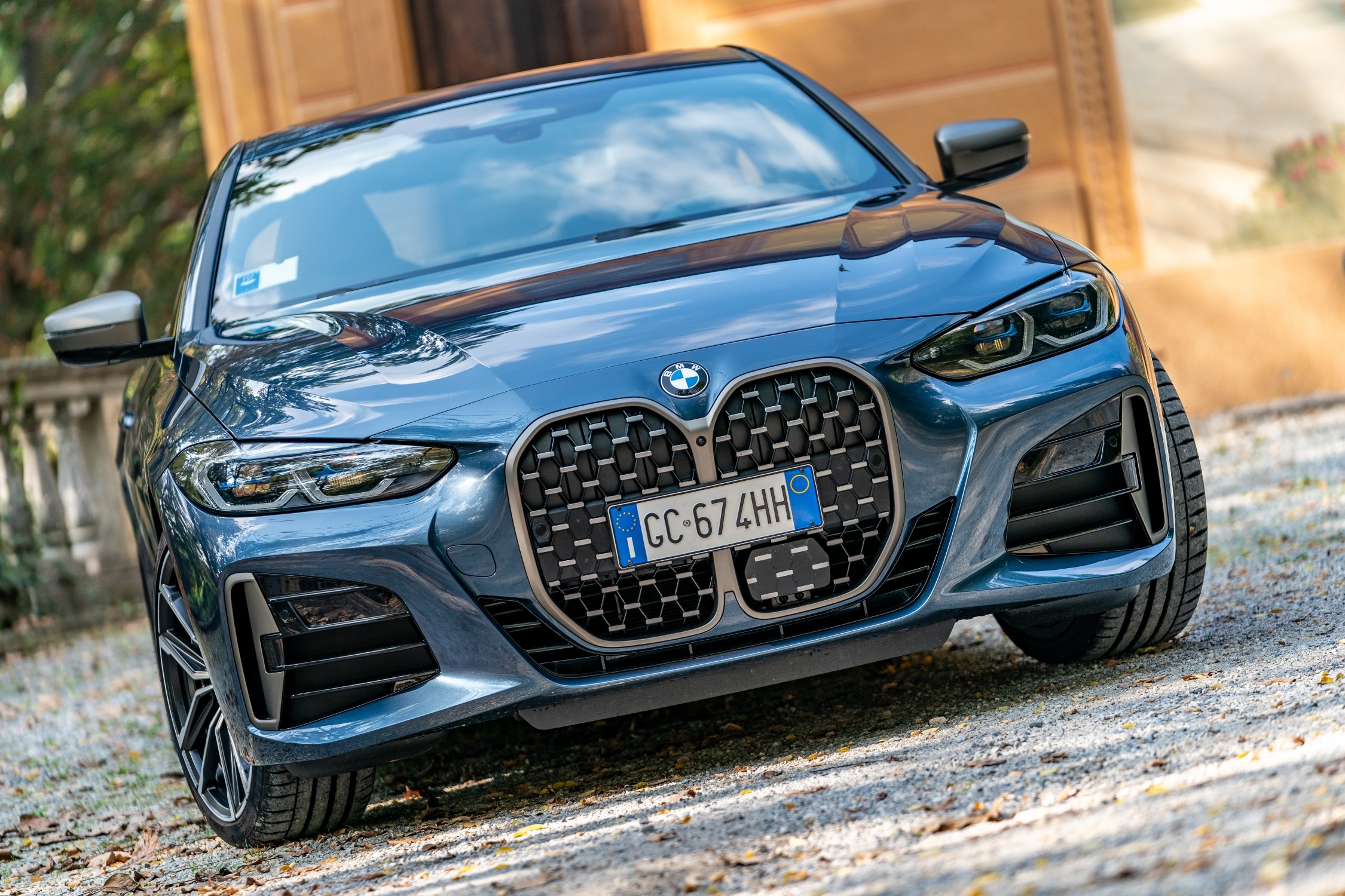Bmw Serie 4 Frontale 2