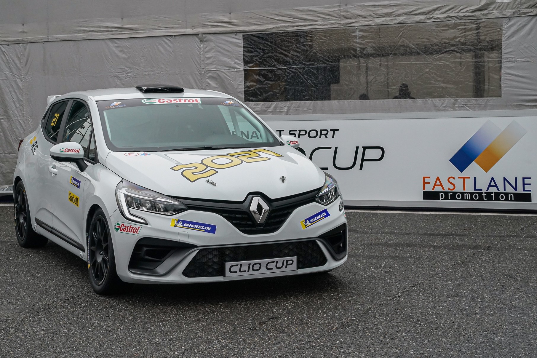 Renault Clio Cup 1