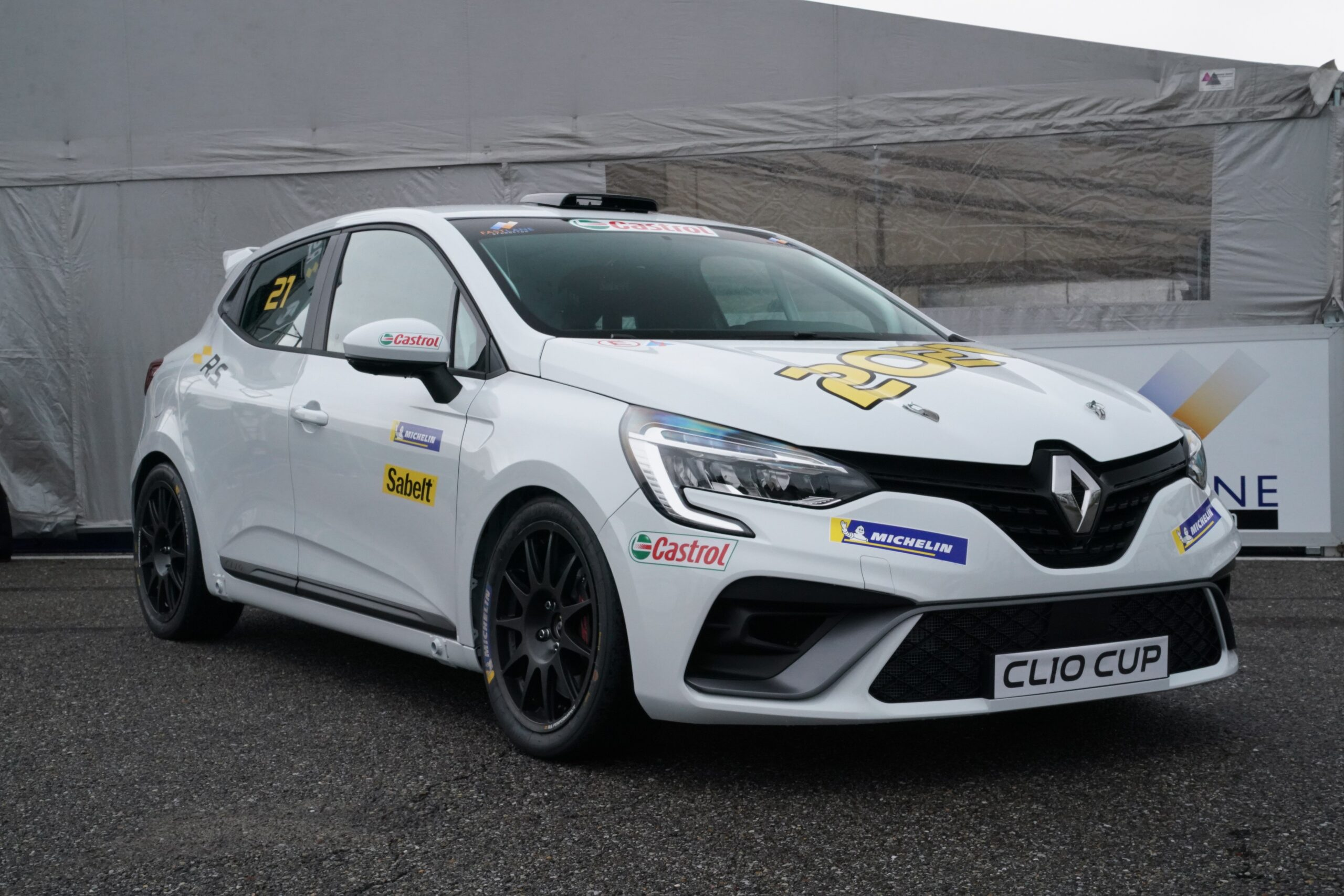 Renault Clio Cup 3