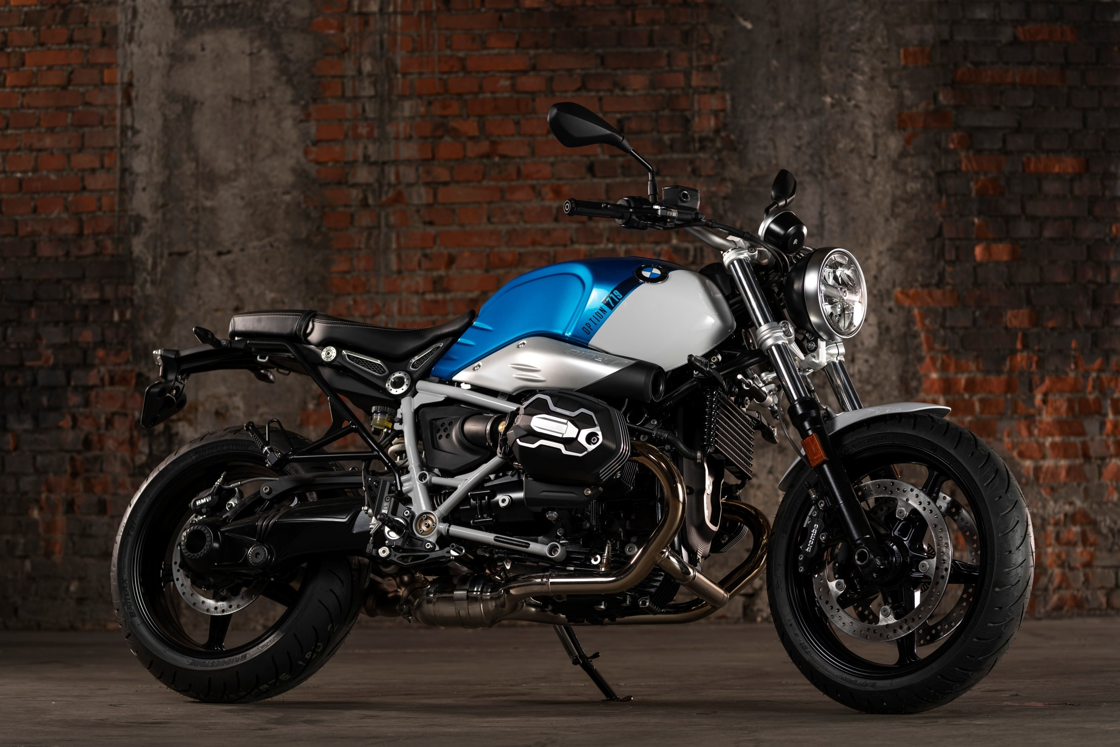 The BMW R nineT Pure