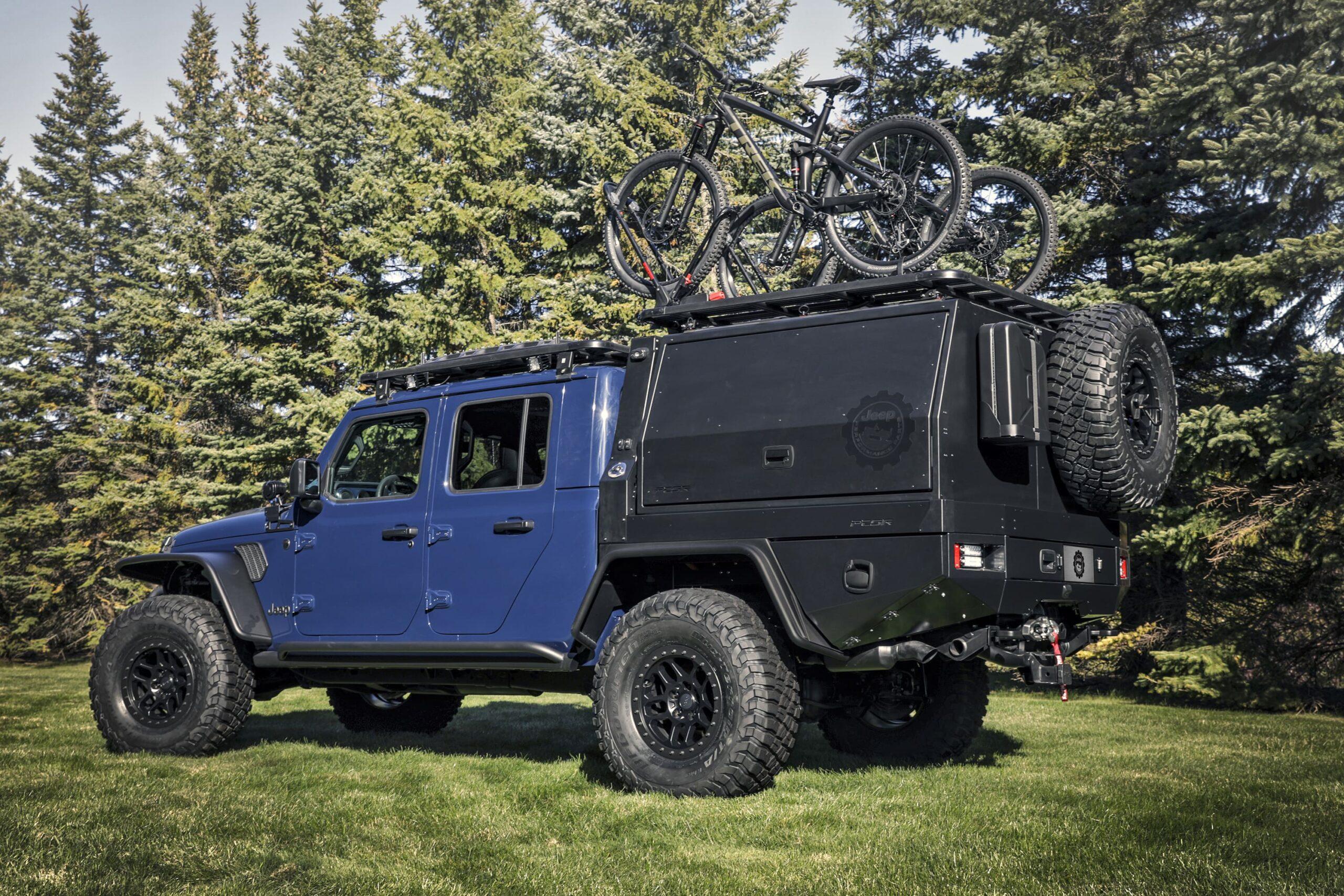 Jeep Gladiator Top Dog 2