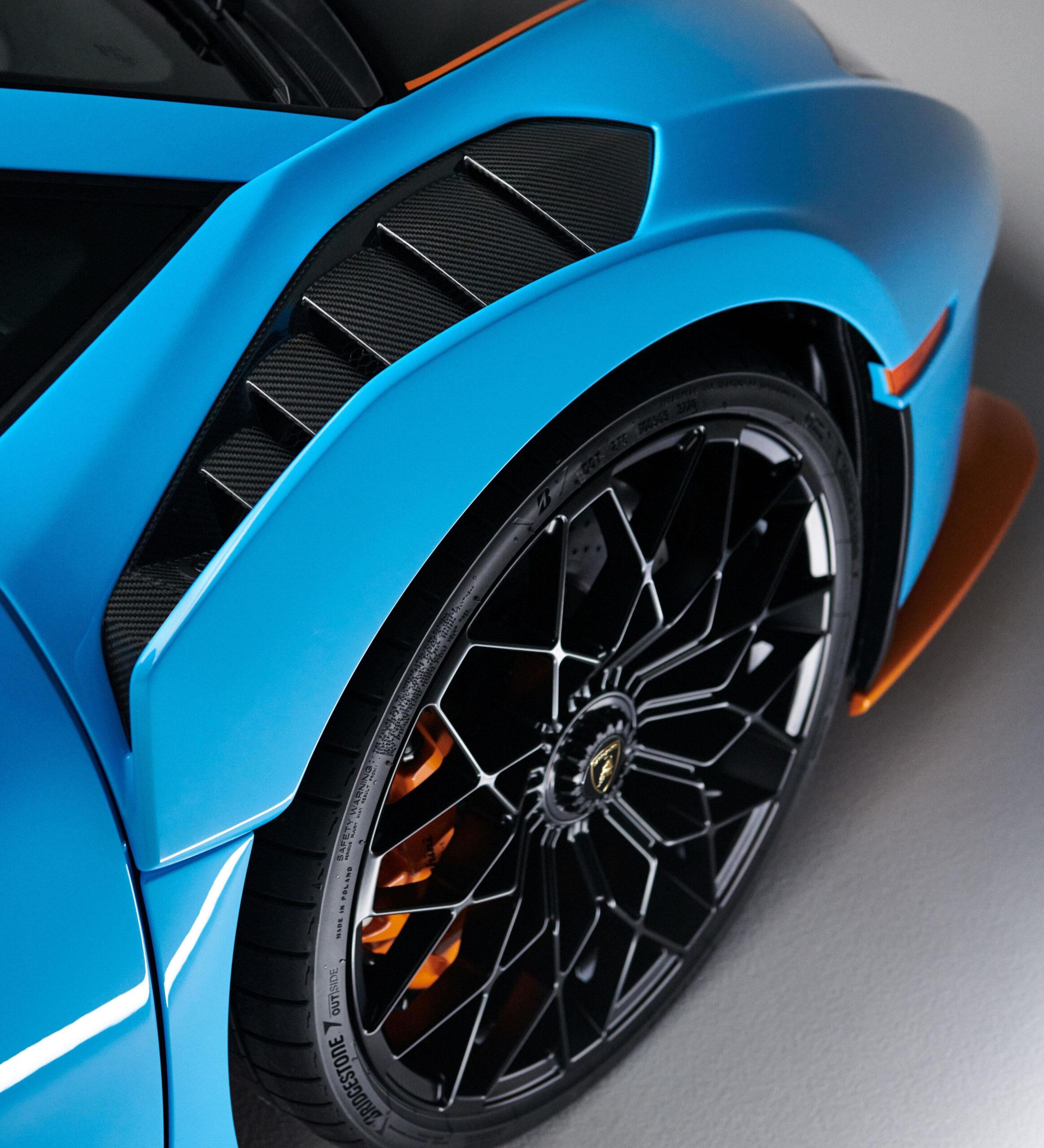 Lamborghini Huracan STO Cerchi