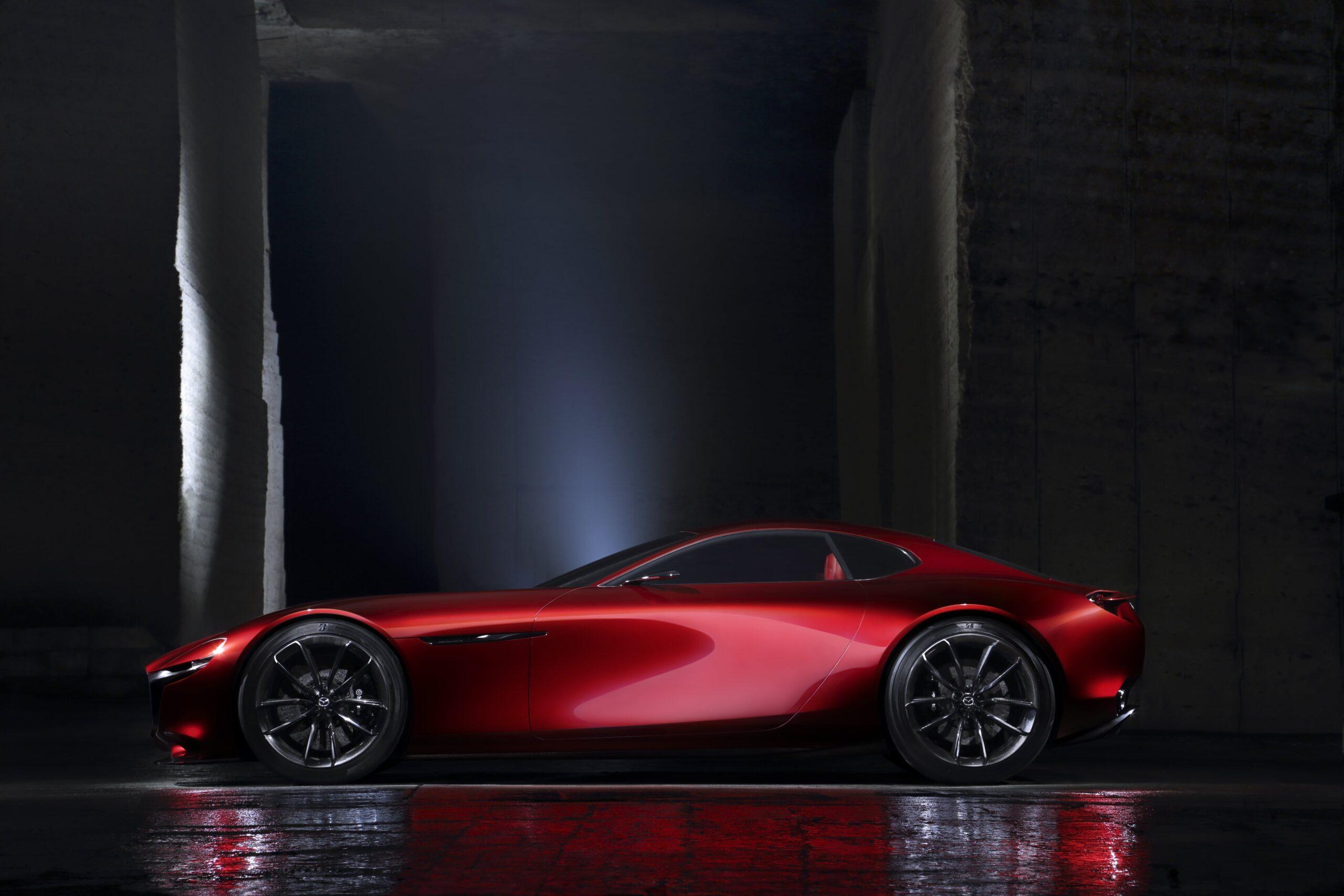 Mazda RX Vision 5