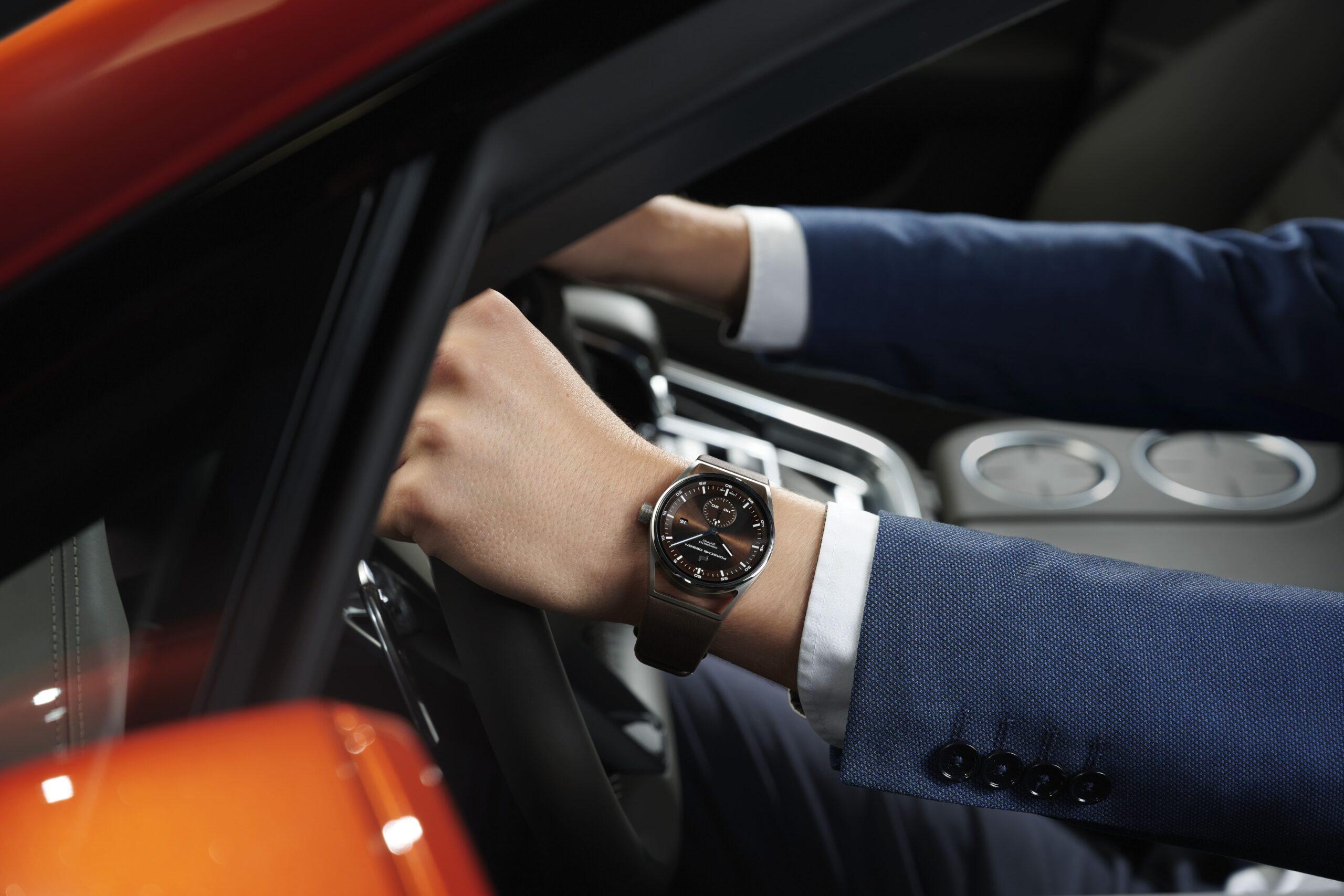 SportChrono Porsche 1