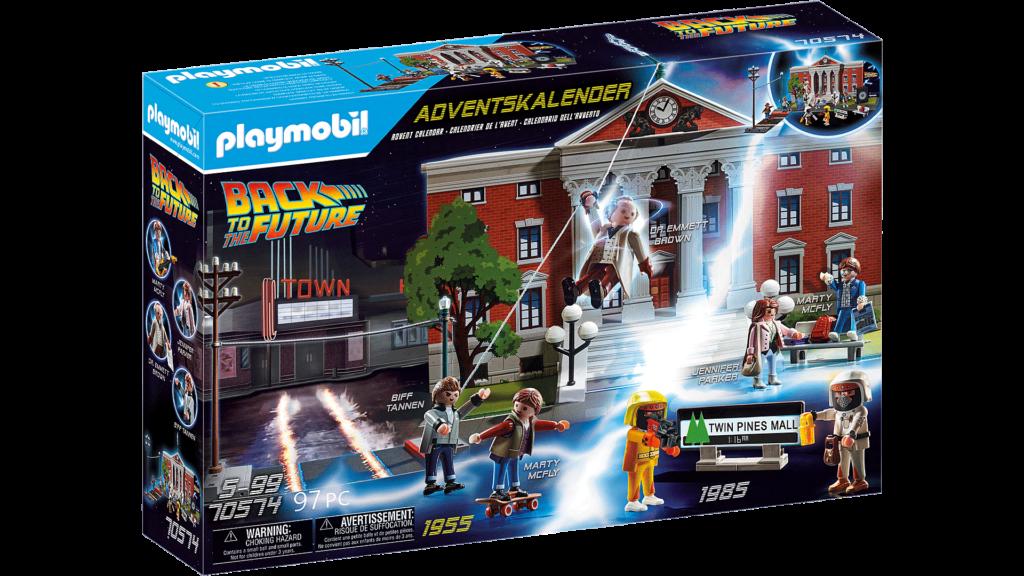 Playmobil: per Natale i calendari dell'avvento - MEGAMODO