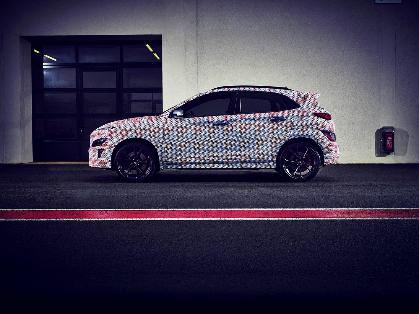 Hyundai KONA N Prototype 2