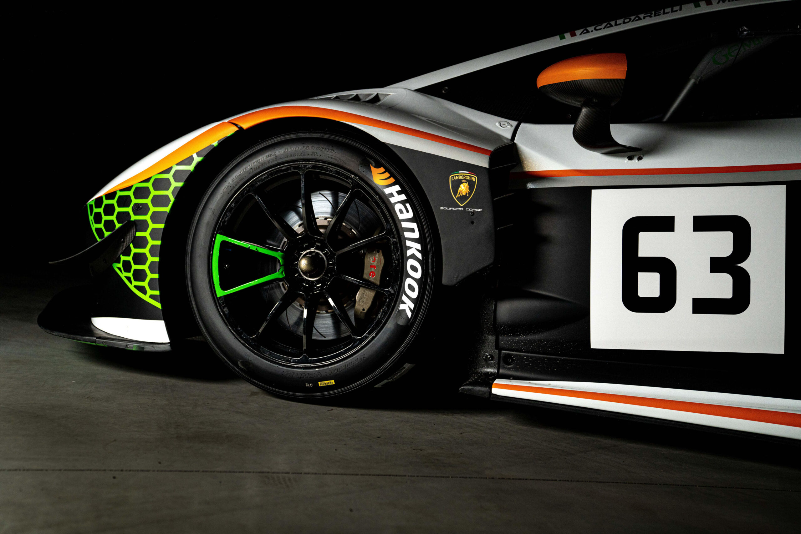 Hankook e FFF Racing Team 01