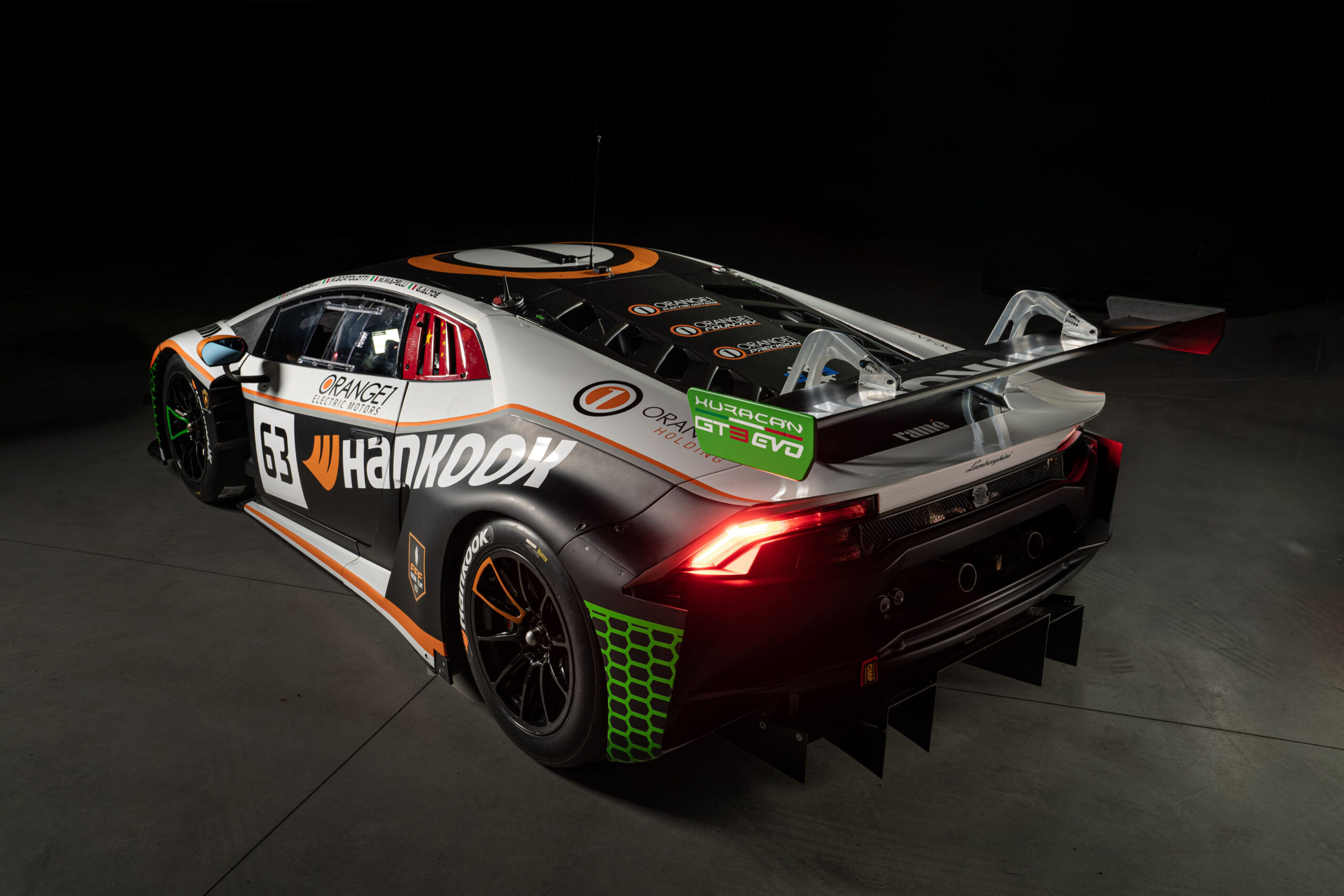 Hankook e FFF Racing Team 02