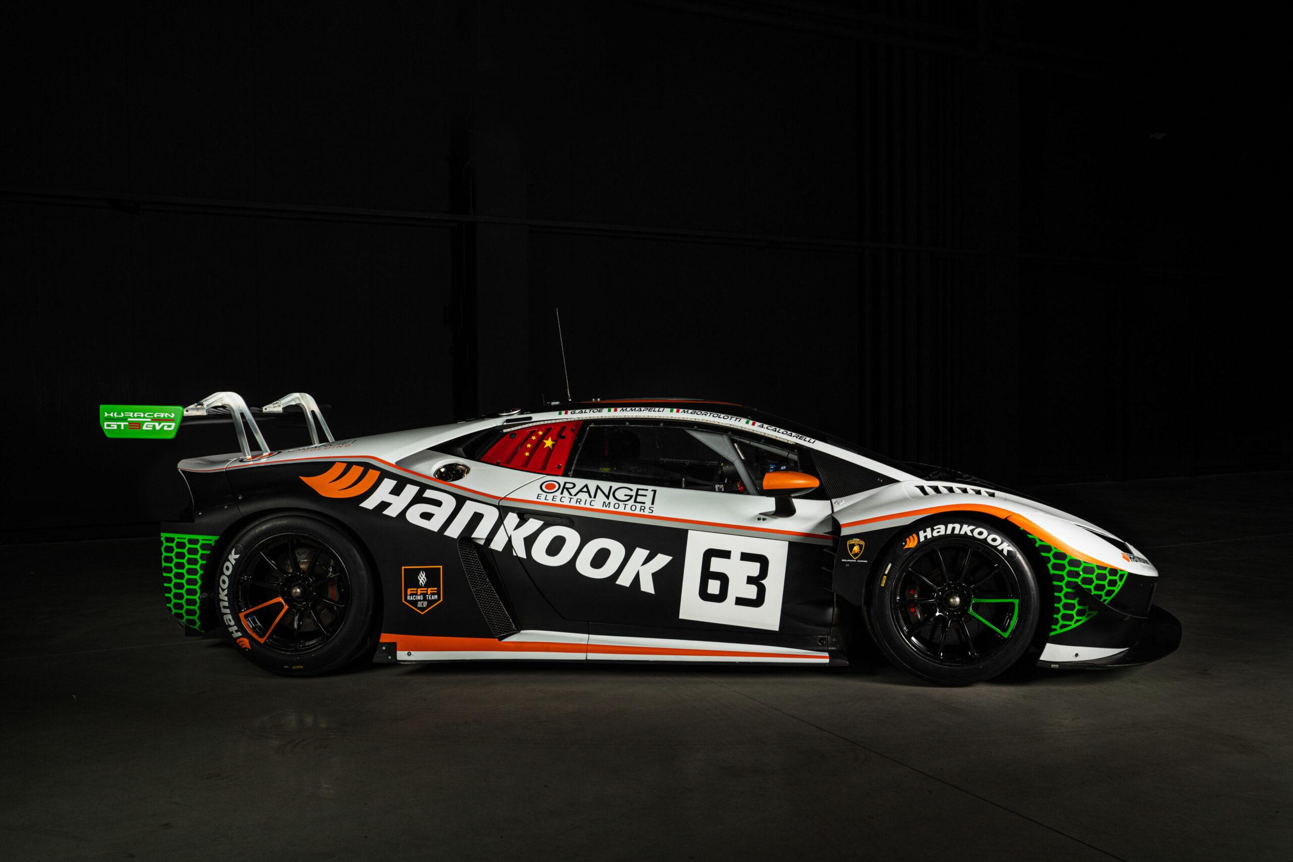Hankook e FFF Racing Team 03