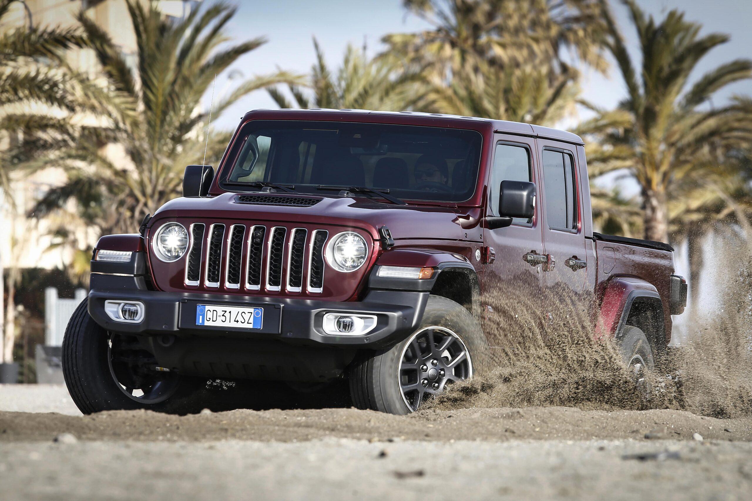 Jeep Gladiator 06