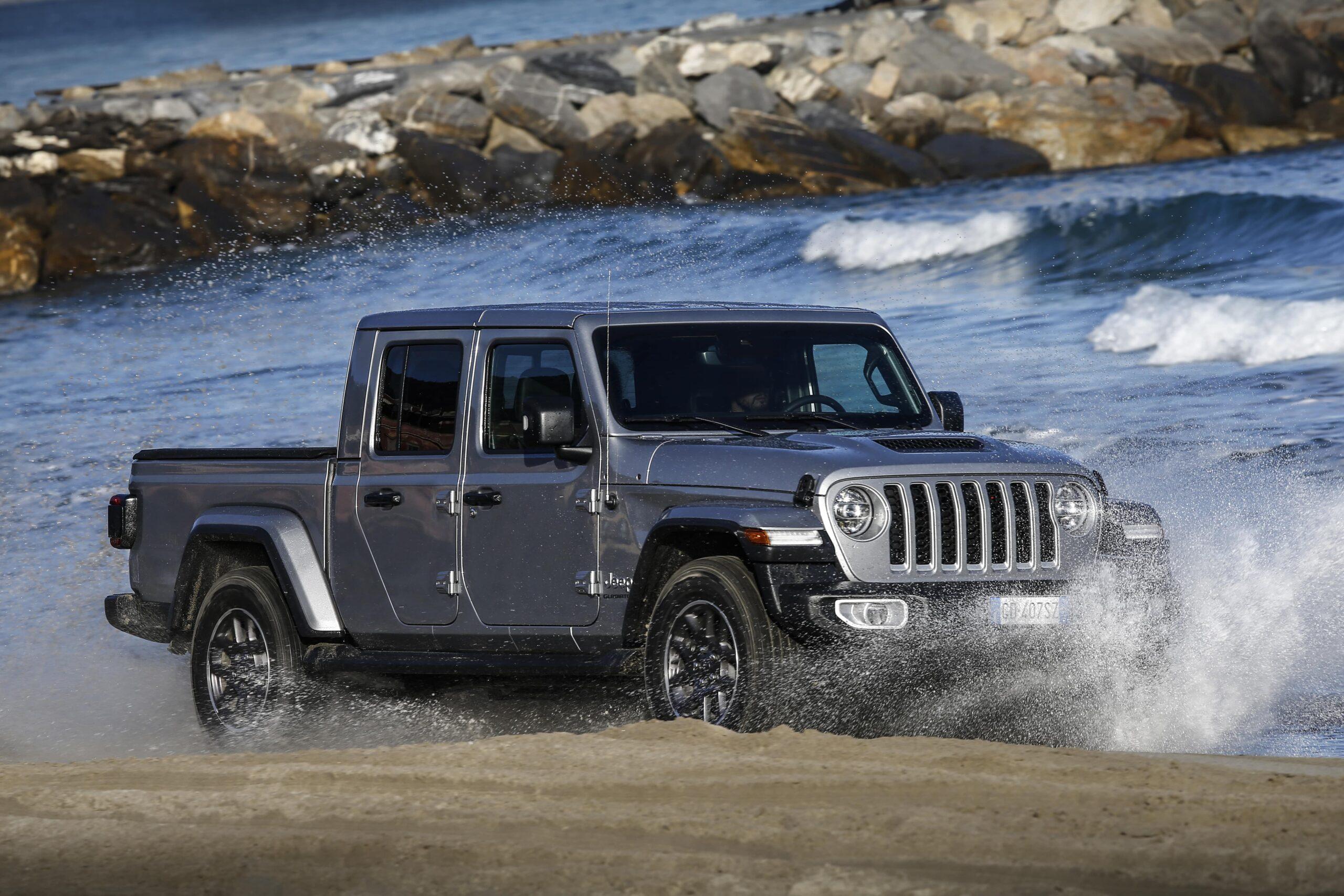 Jeep Gladiator 07