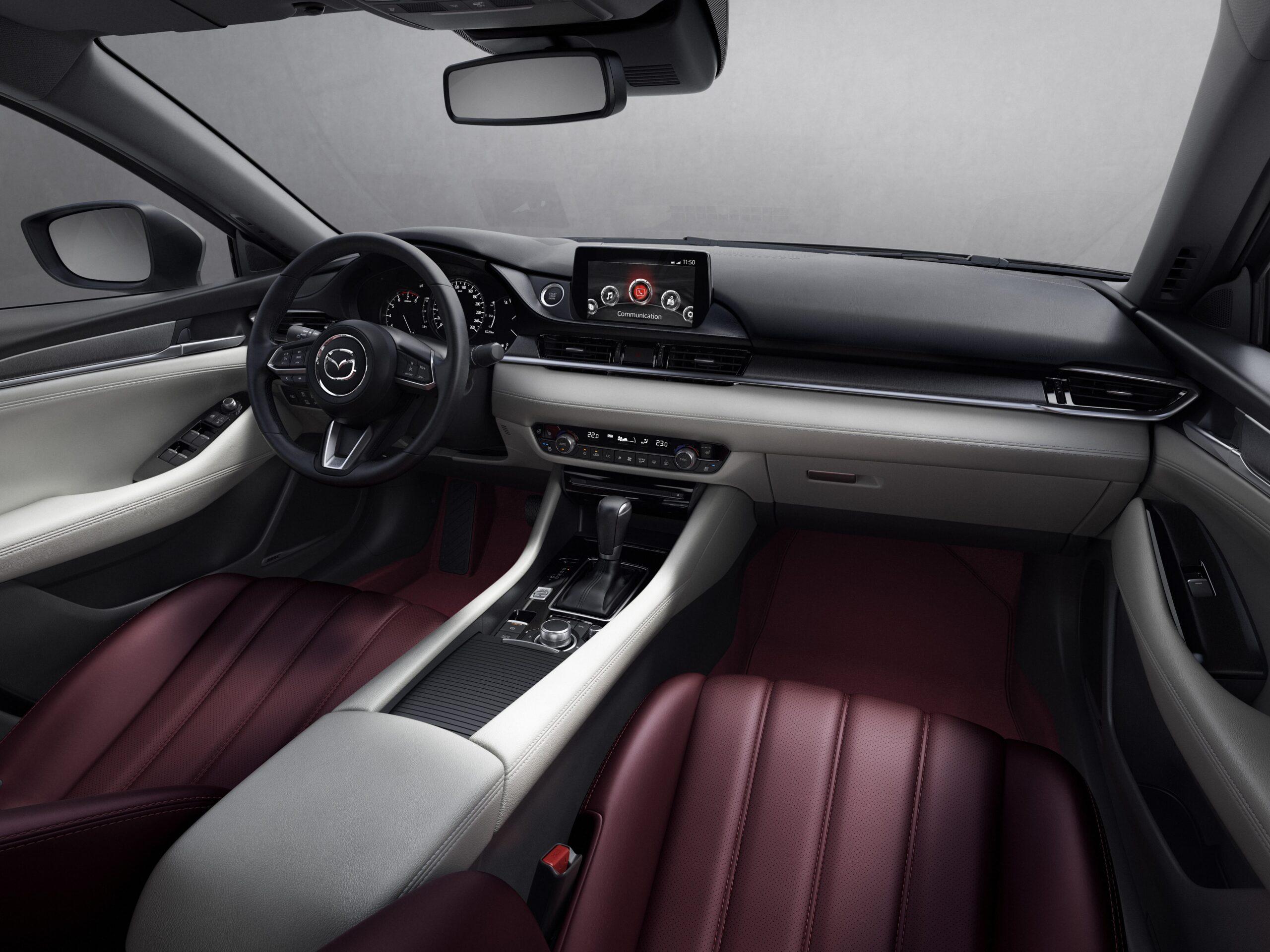Mazda 6 04