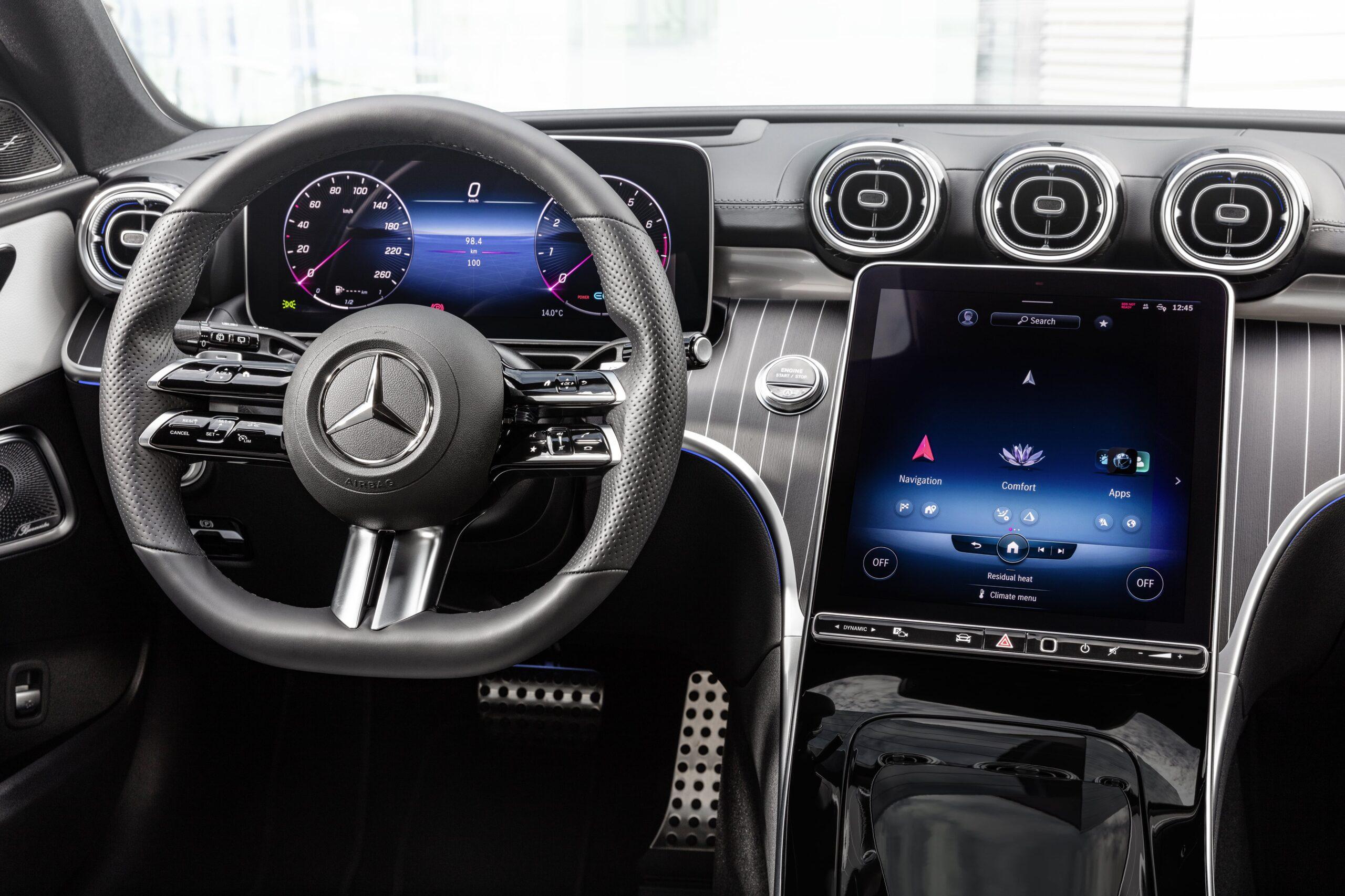 Mercedes Classe C 09
