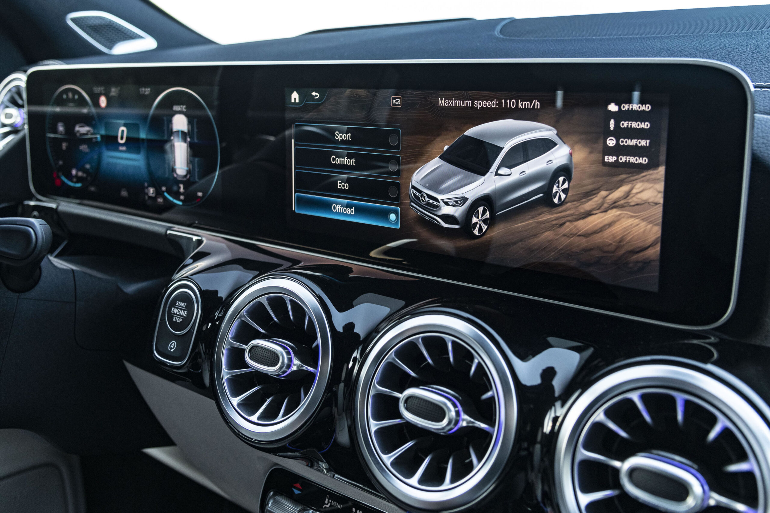 Mercedes GLA 06
