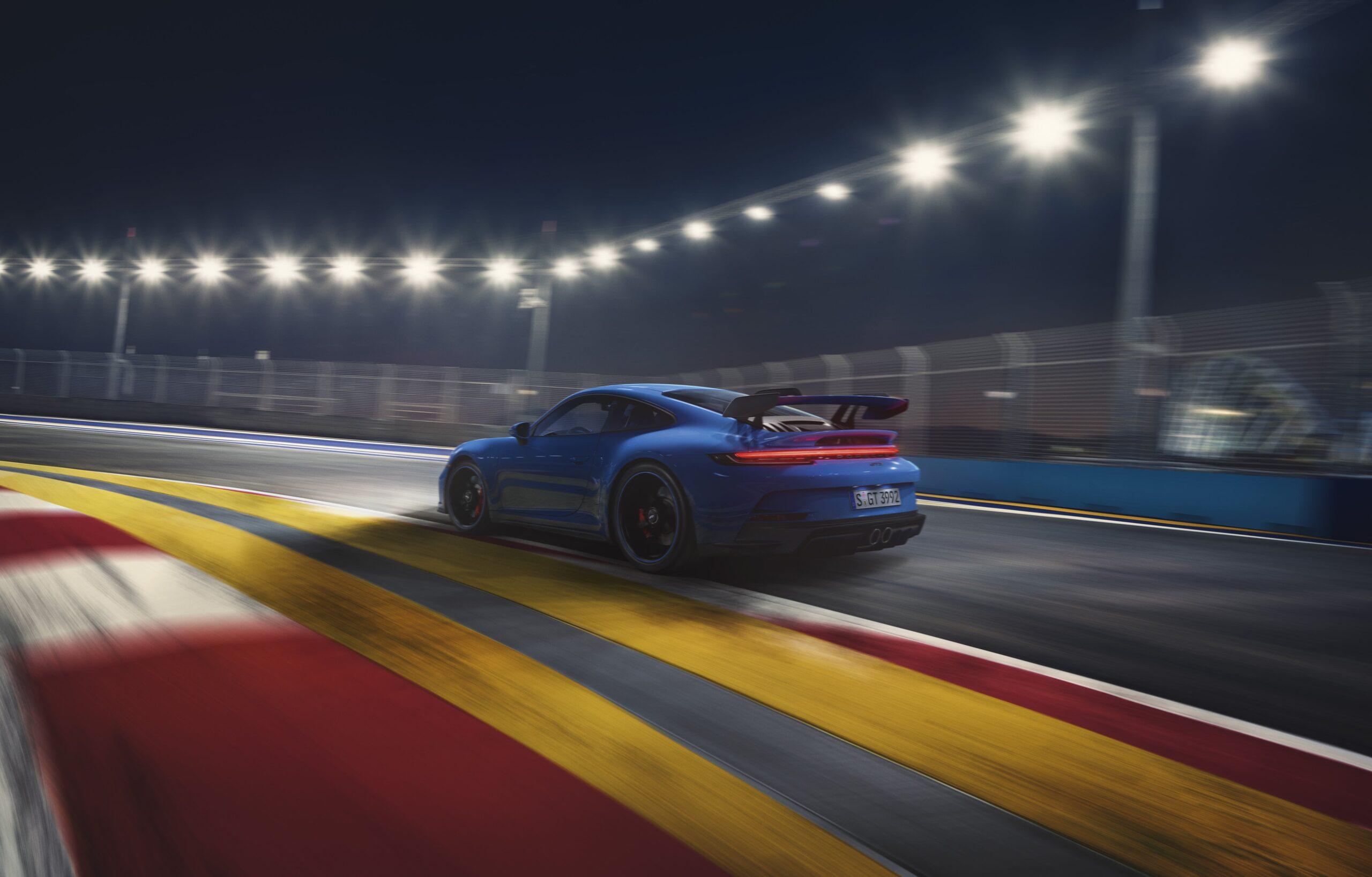 Nuova Porsche 911 GT3 02