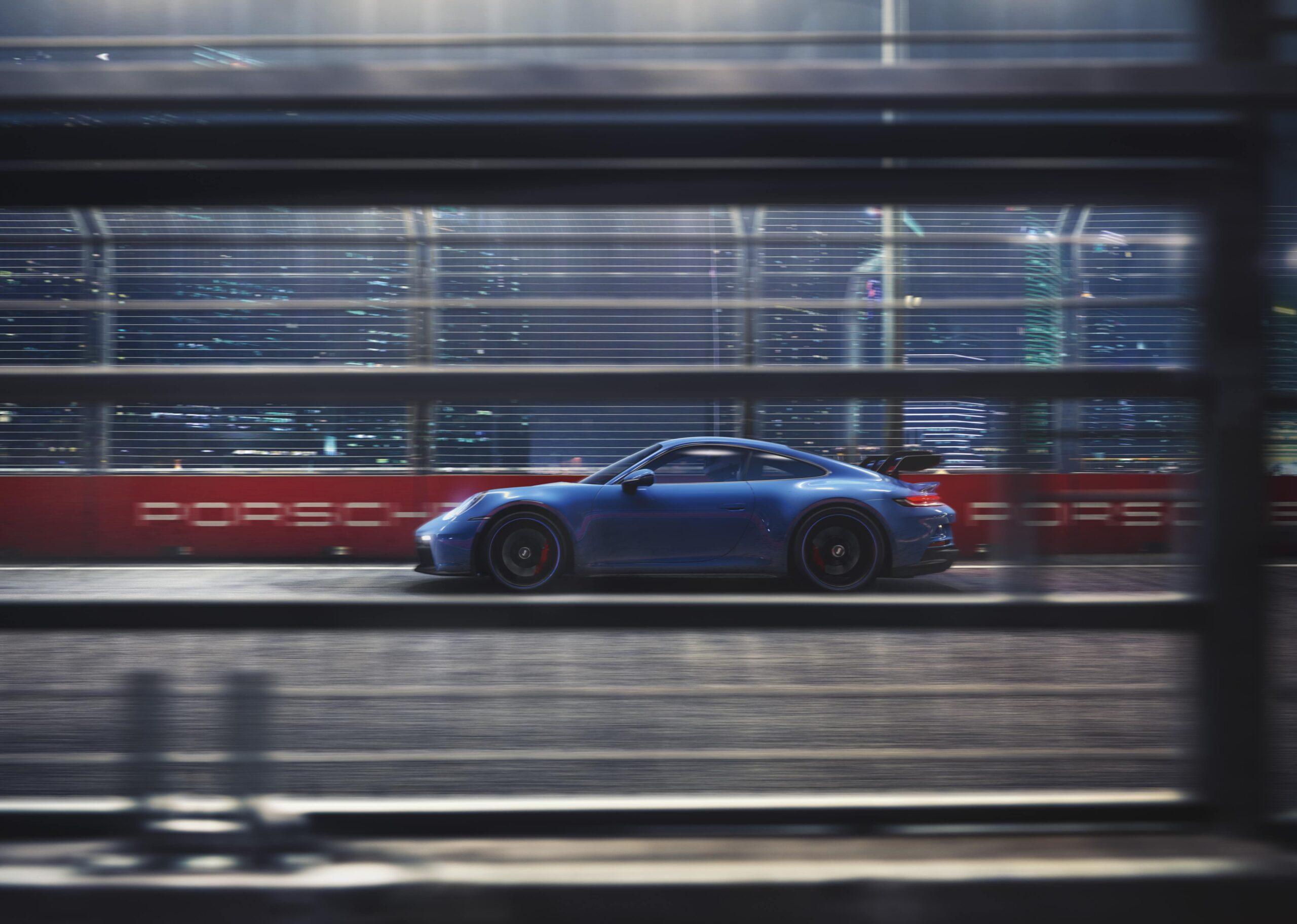 Nuova Porsche 911 GT3 03