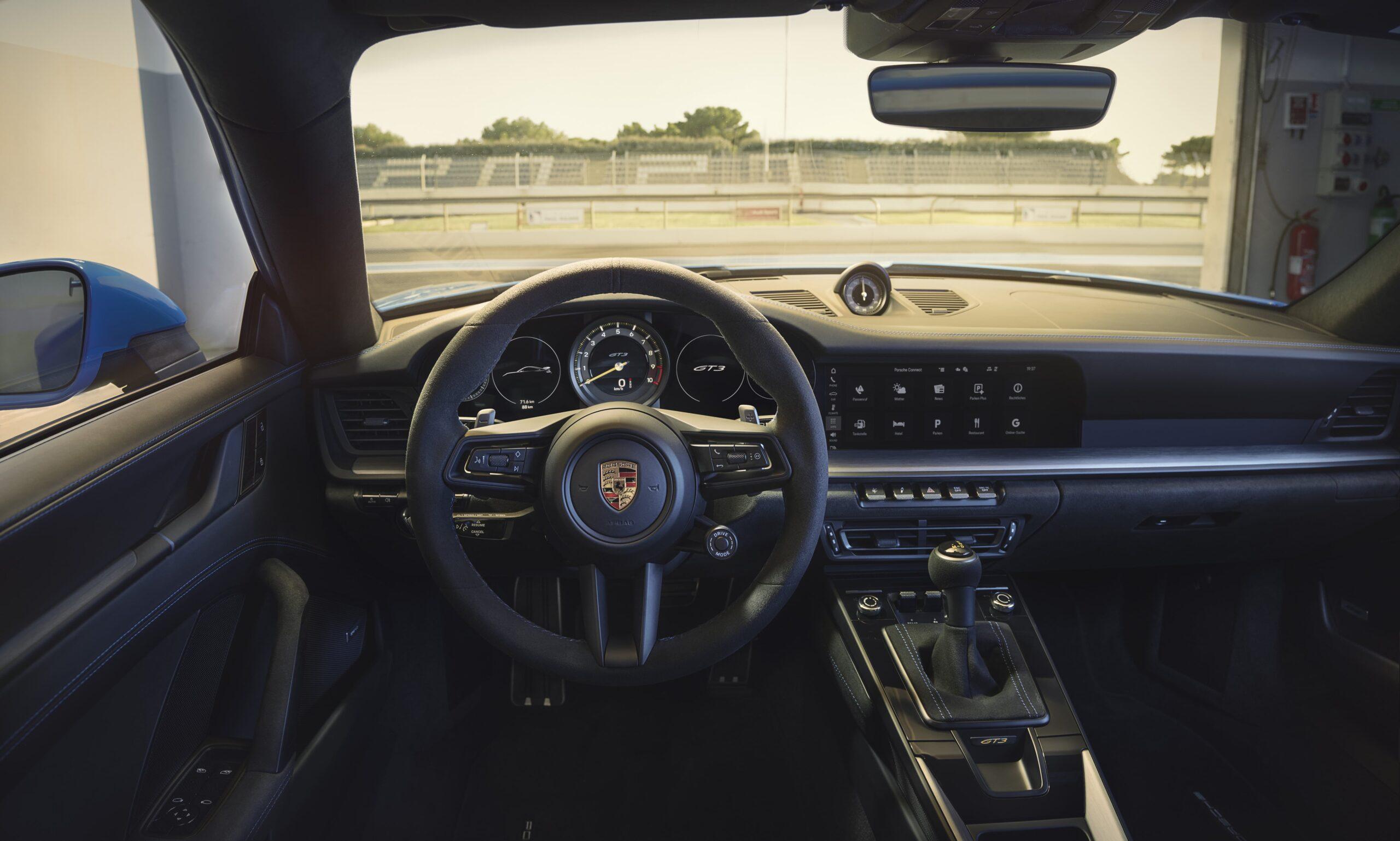 Nuova Porsche 911 GT3 05