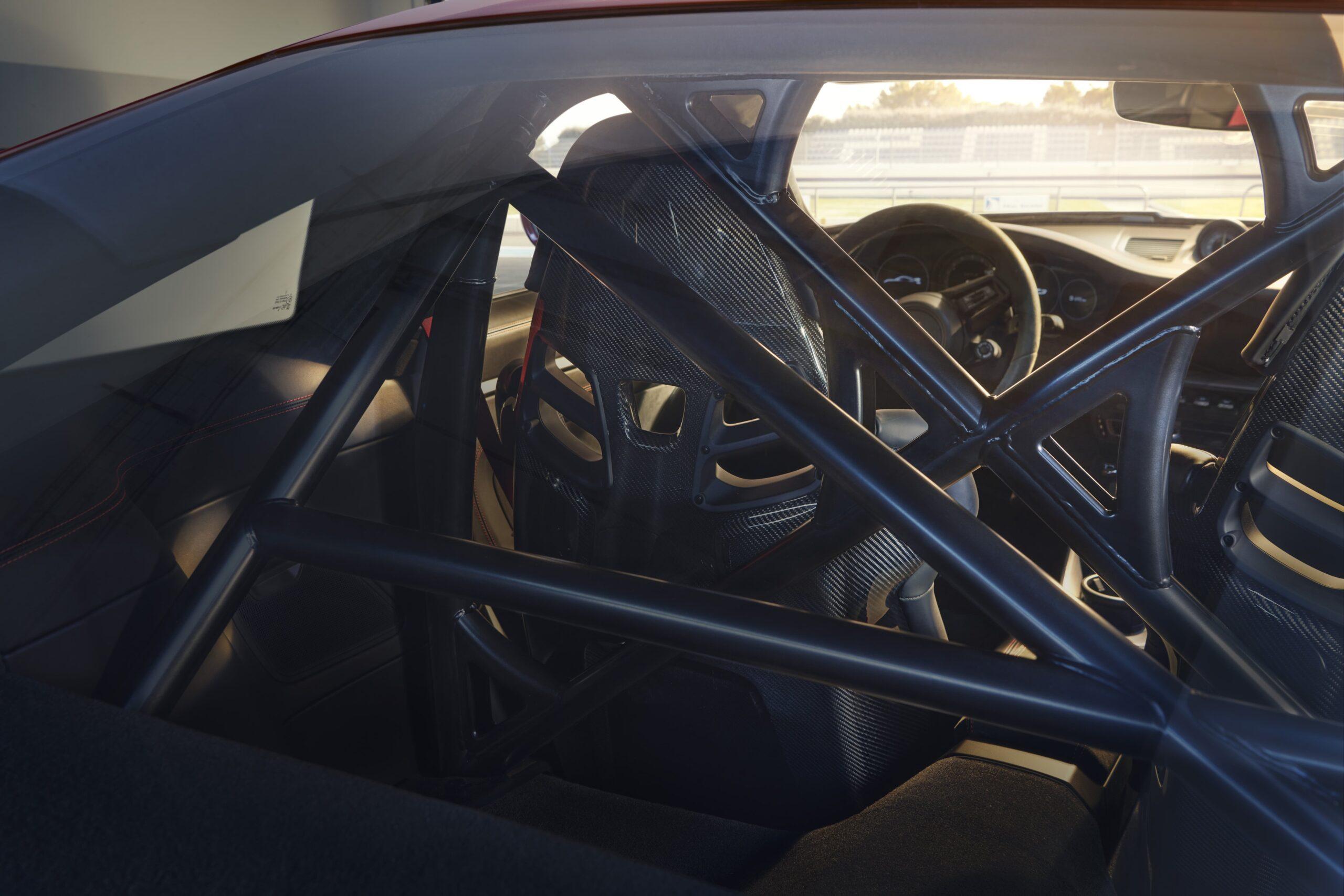 Nuova Porsche 911 GT3 07