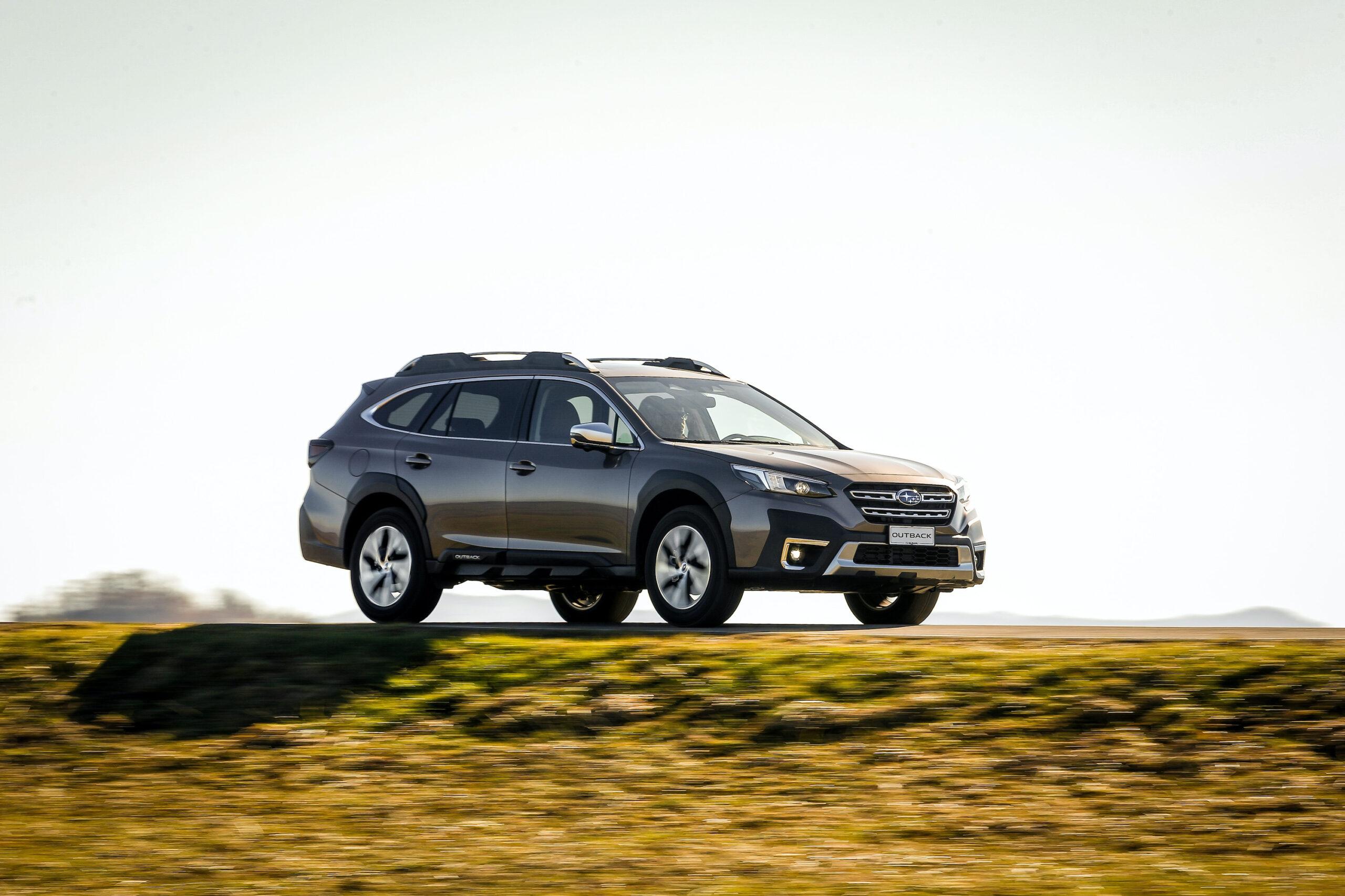 Nuova Subaru Outback 01