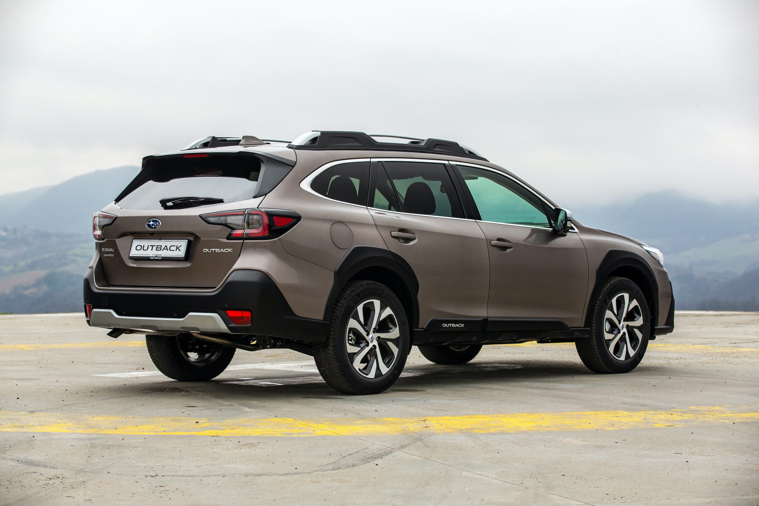 Nuova Subaru Outback 03