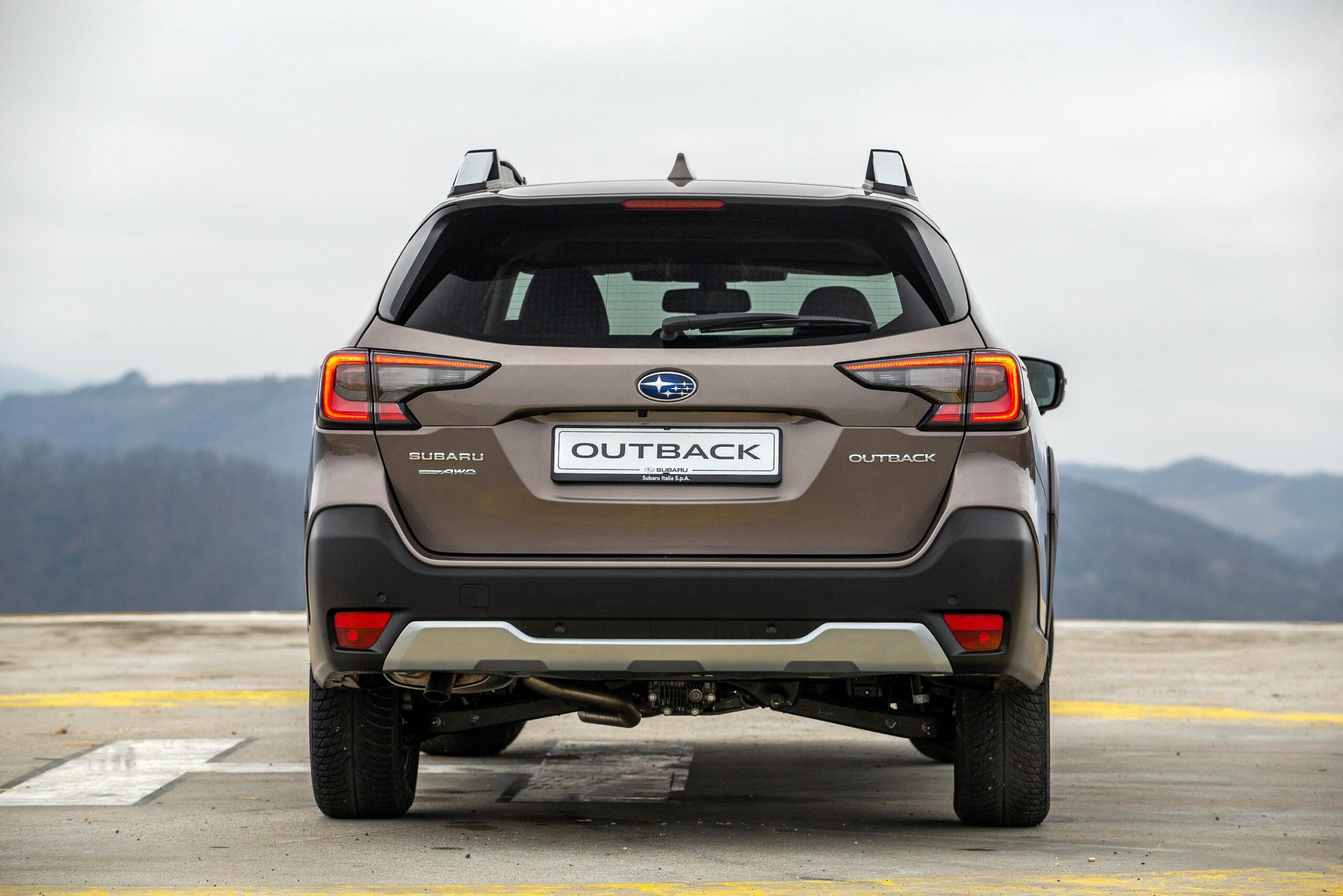 Nuova Subaru Outback 04