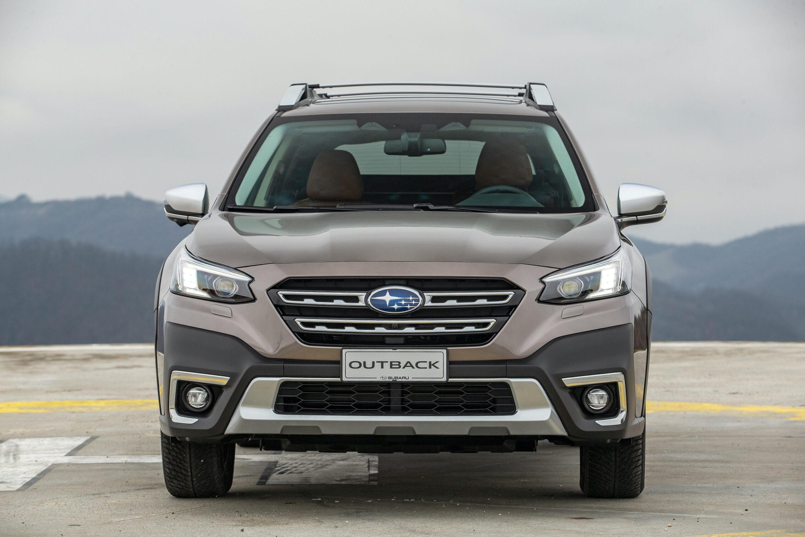 Nuova Subaru Outback 05