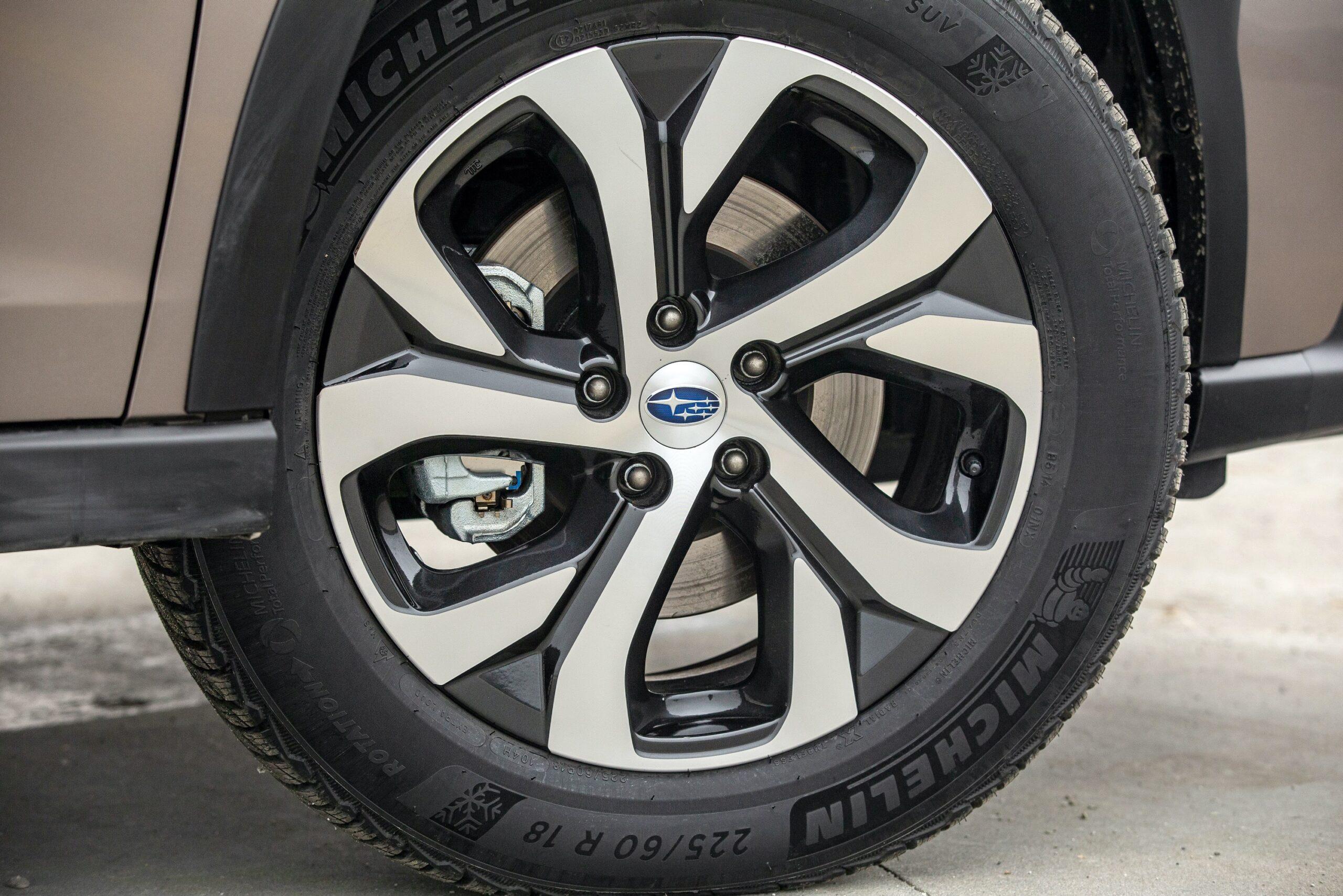 Nuova Subaru Outback 06