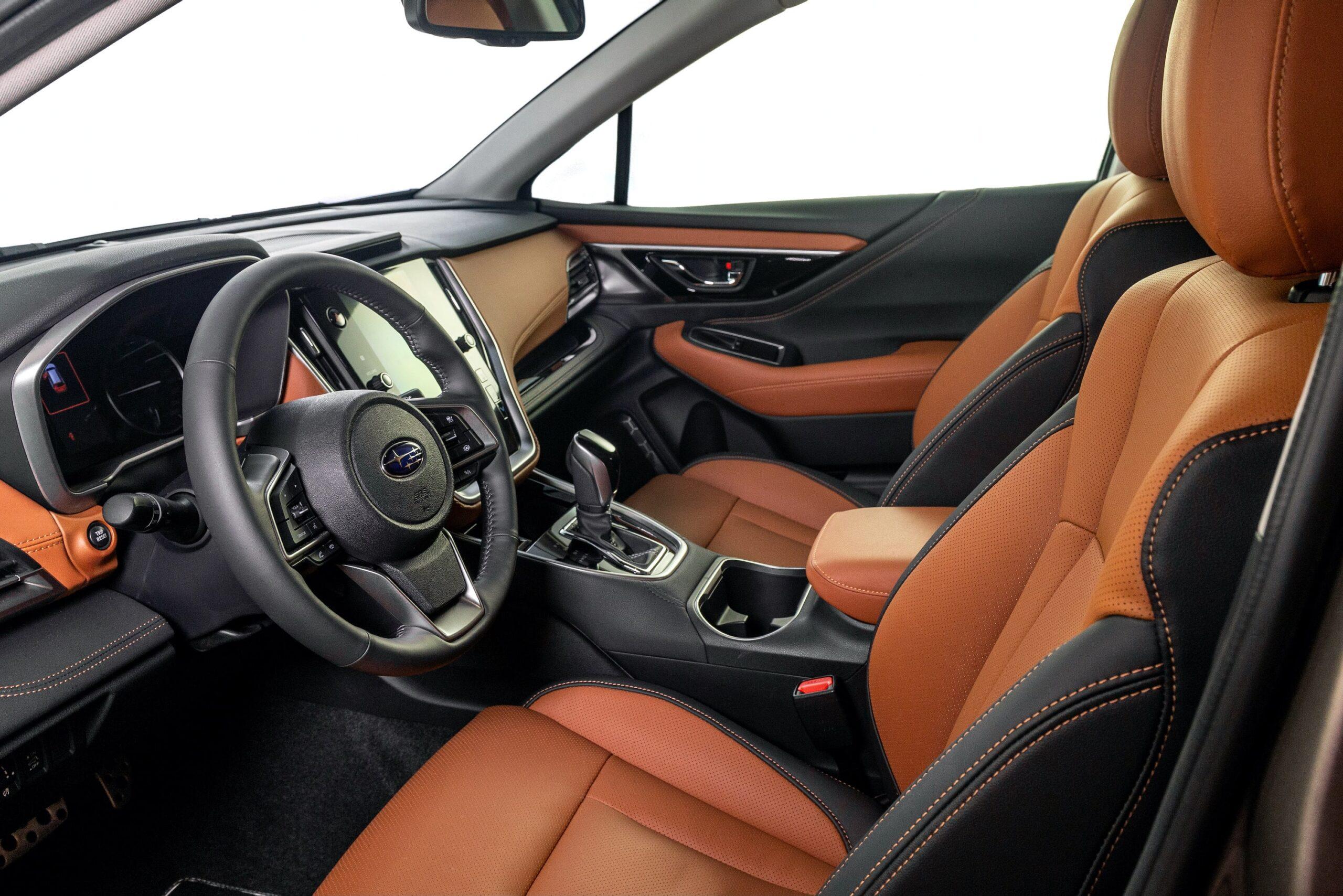 Nuova Subaru Outback Interni 04