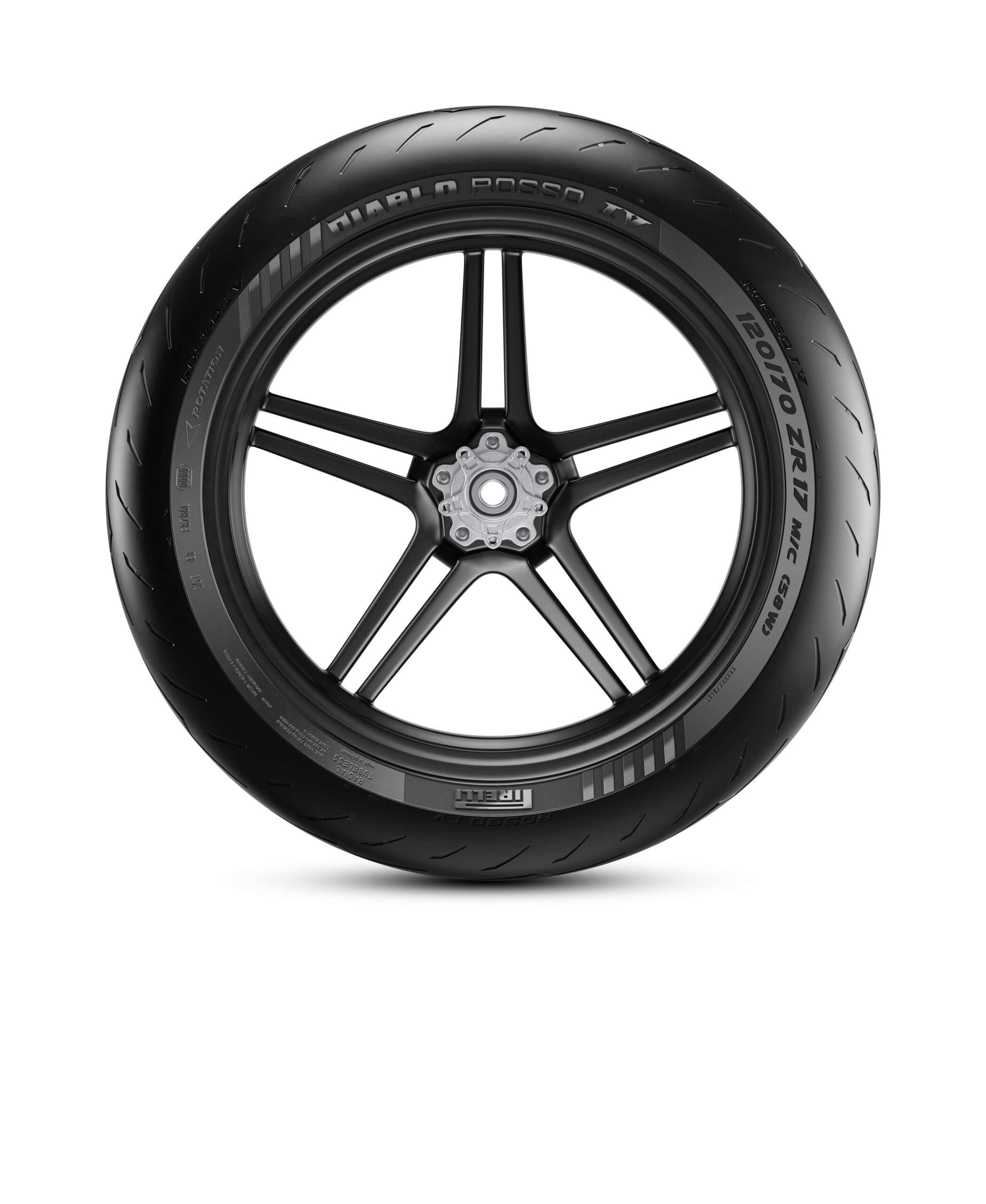 Pirelli DIABLO ROSSO 02