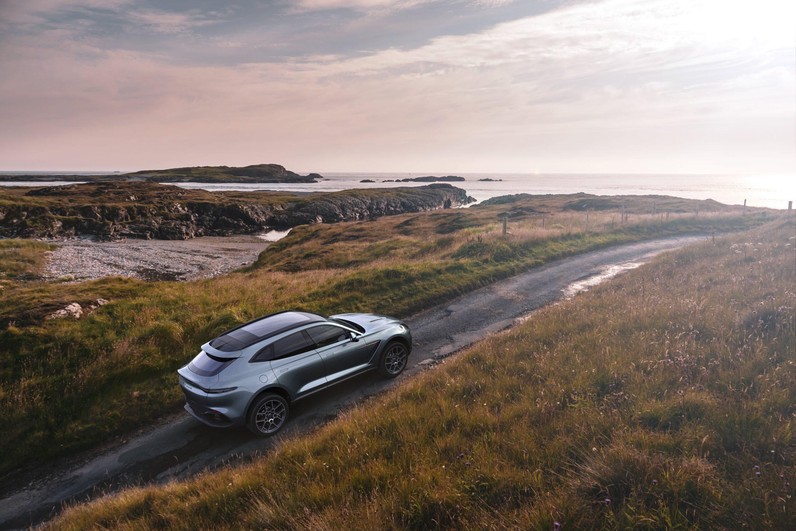 Q by Aston Martin DBX Bowmore Edition_ (1)