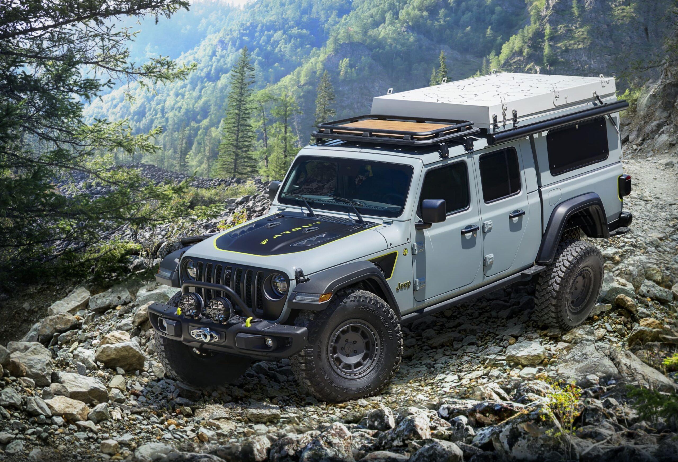 Jeep® Farout Concept
