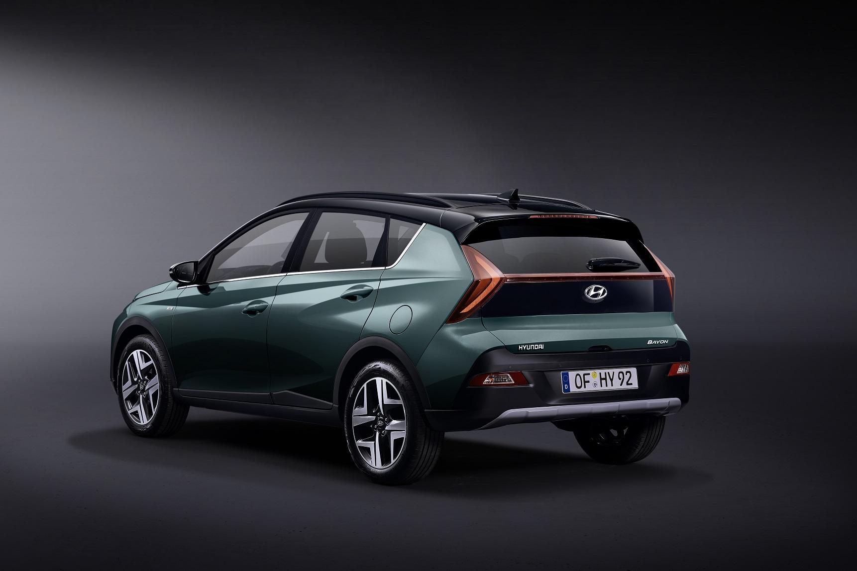 Nuova Hyundai BAYON 01