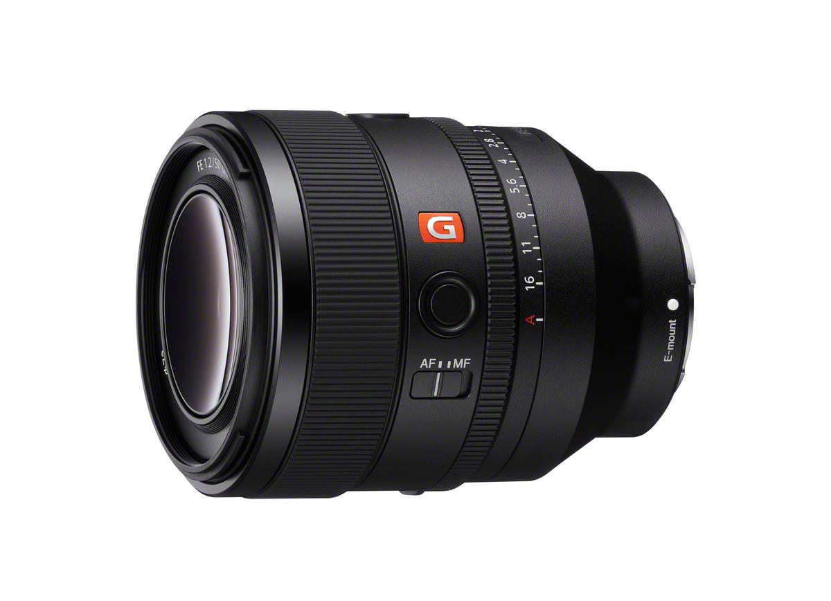 Sony FE50 mm. F1.2 GM