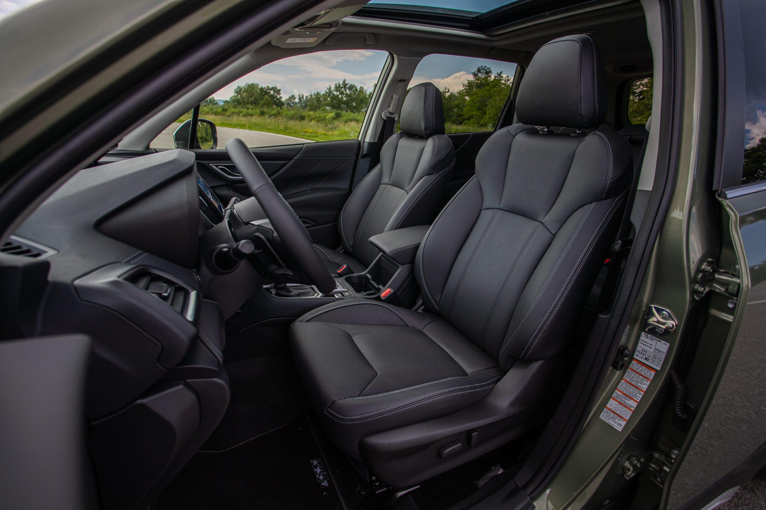 Subaru Forester e-Boxer 08