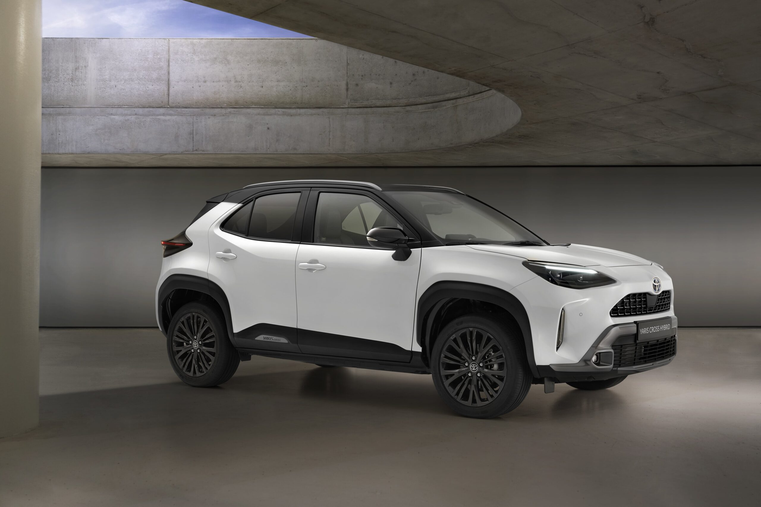 Toyota Yaris Cross 01