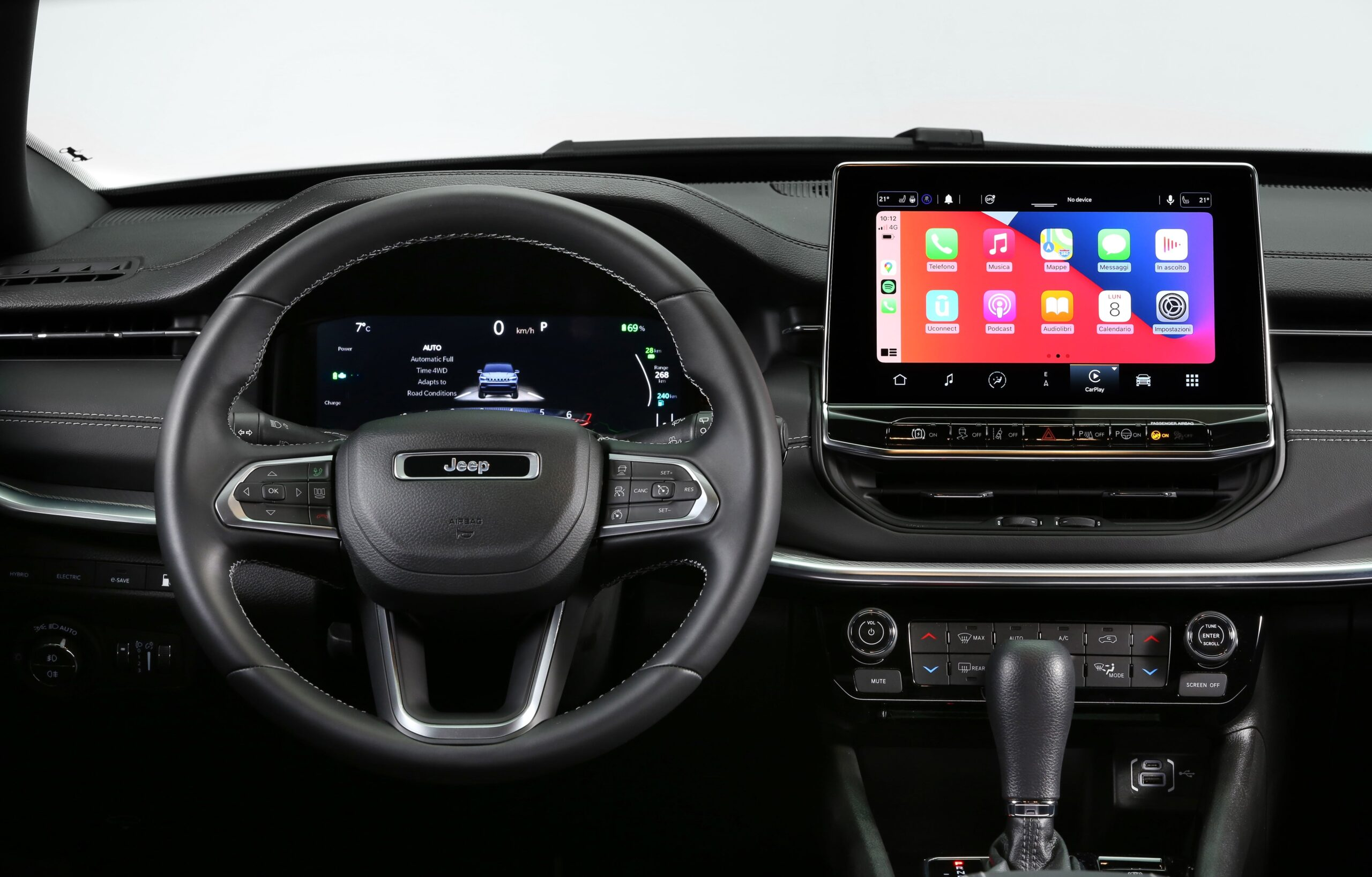 9. New Jeep® Compass S 4xe