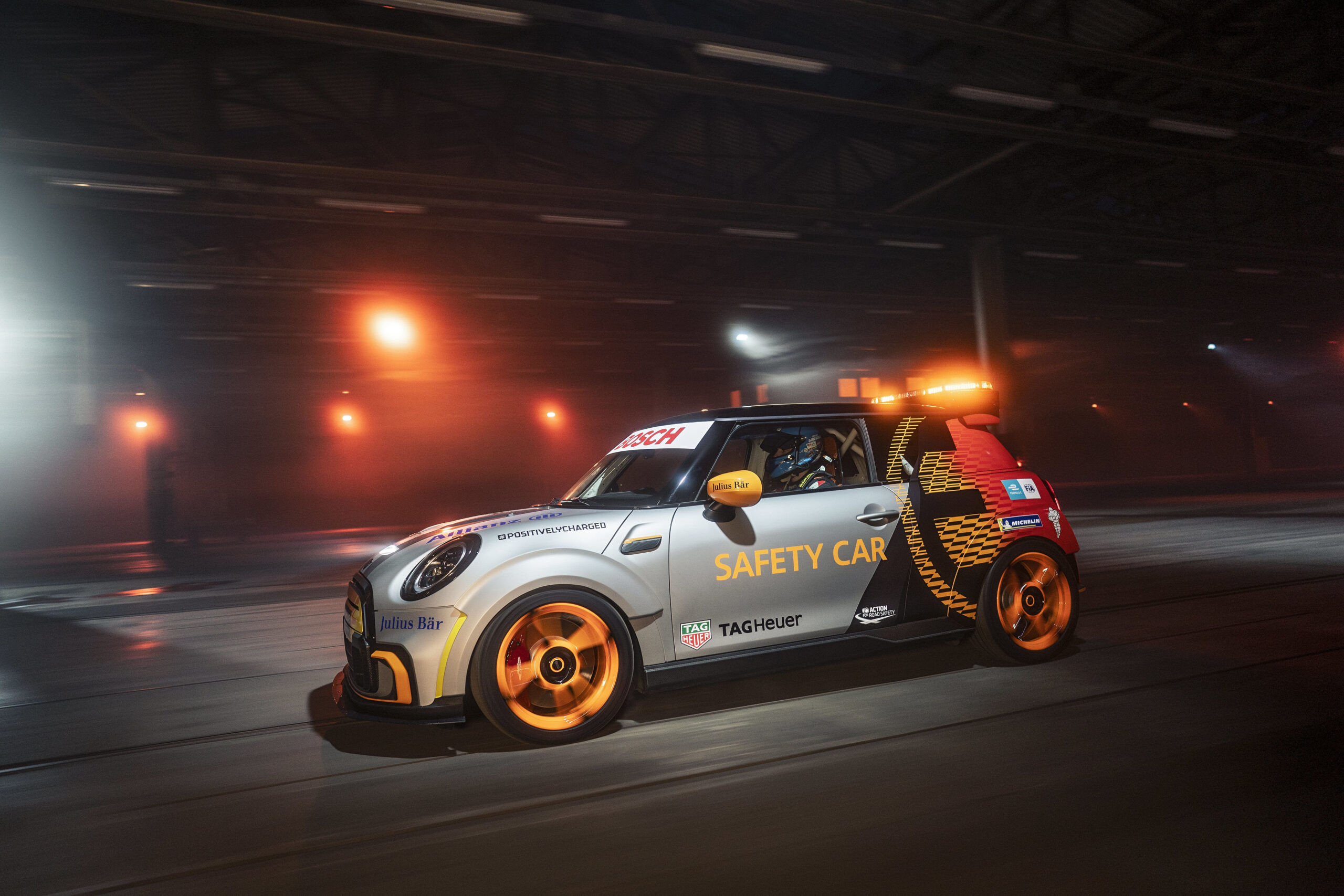 MINI Electric Pacesetter 05