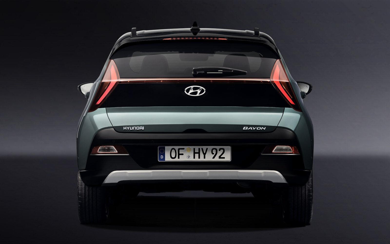 Hyundai Bayon 4