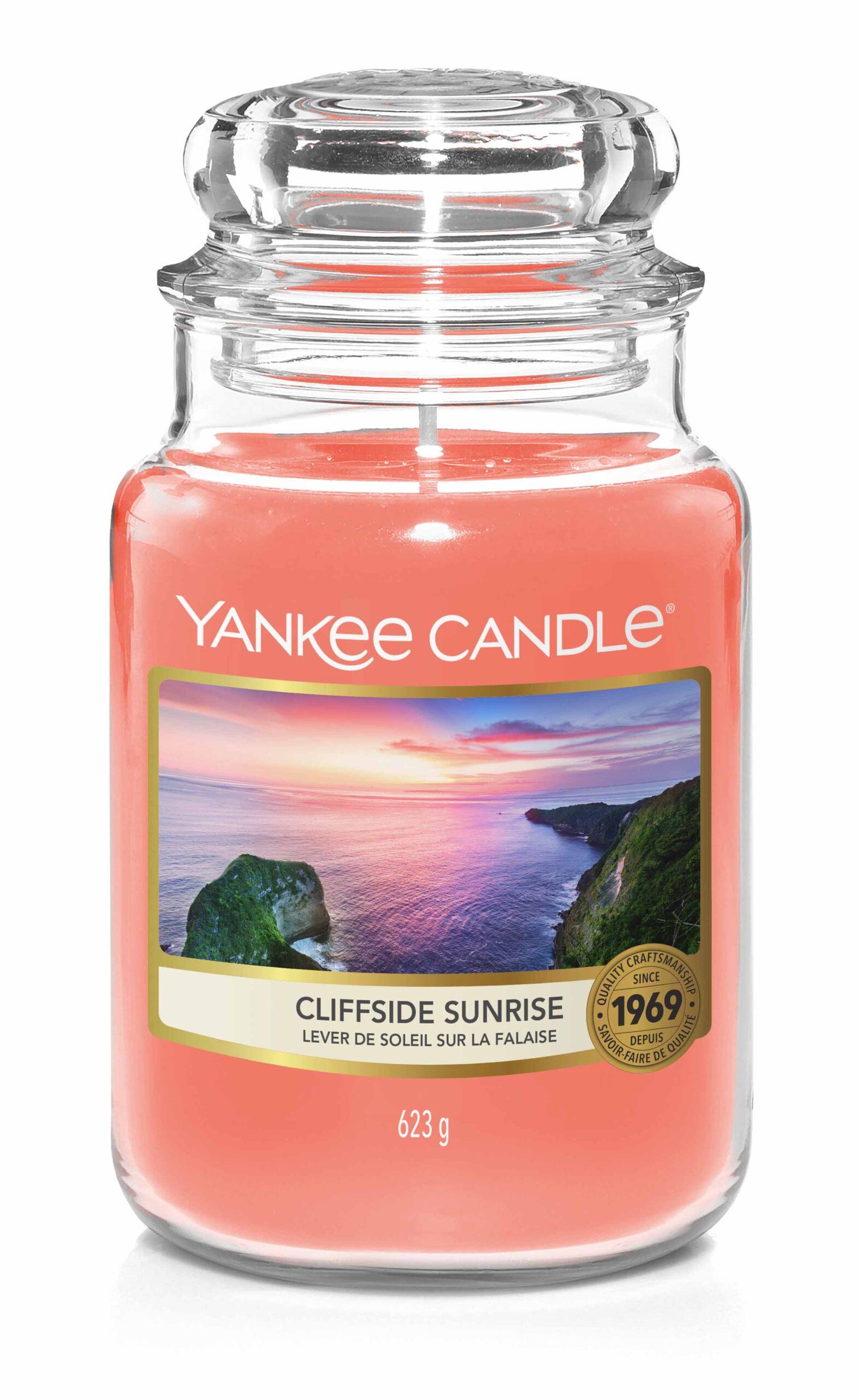 YANKEE CANDLE Cliffside Sunrise